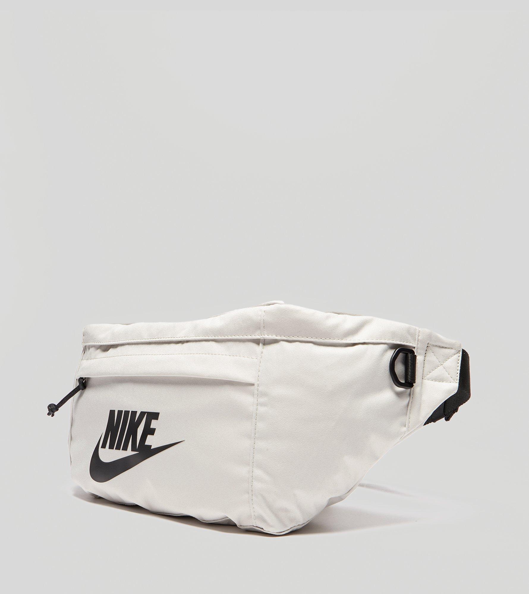 Lyst - Nike Tech Waist Bag in White for Men 4cbc2d964b23