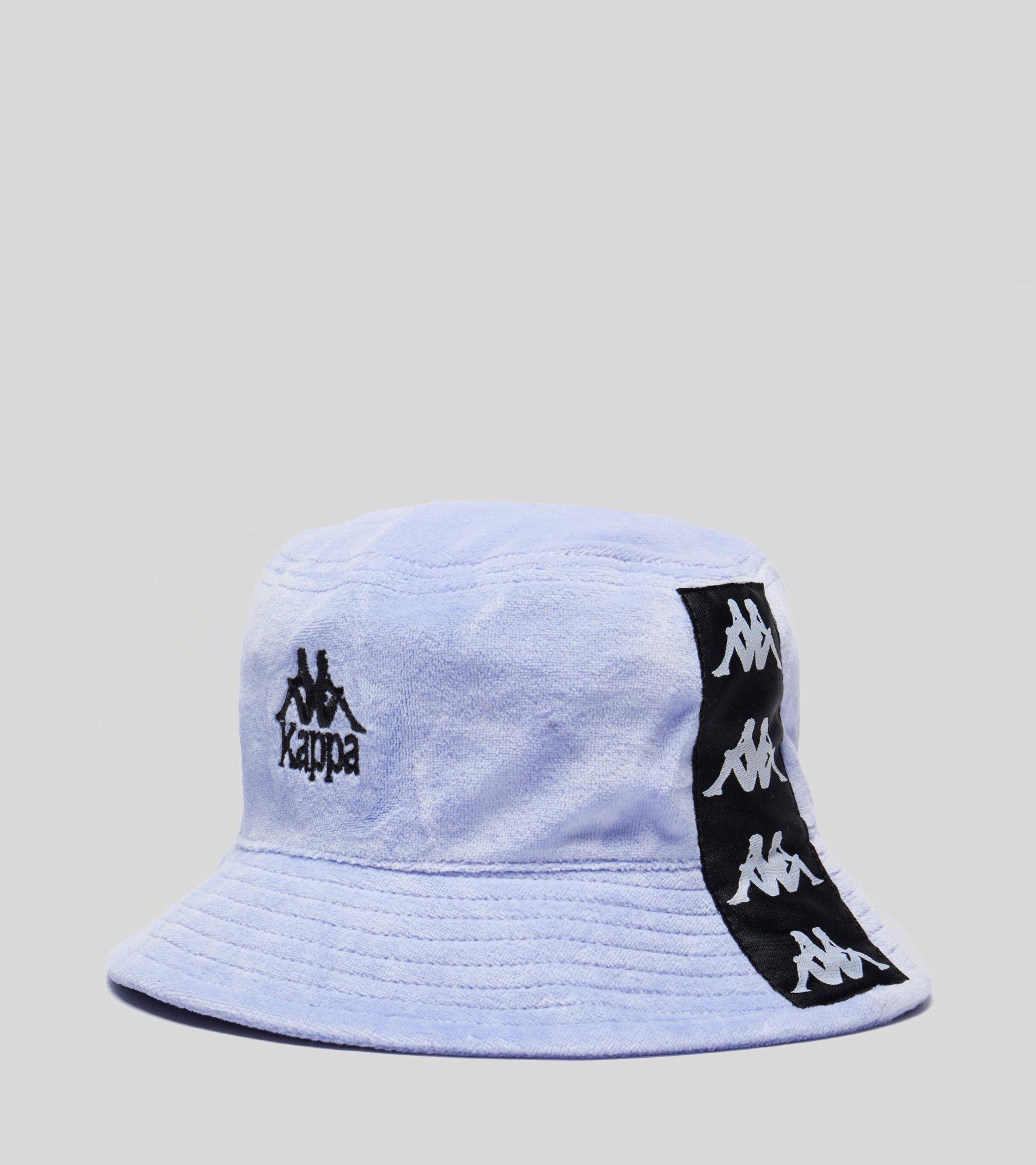 Lyst - Kappa Ayumen Bucket Hat in Blue for Men a5bc74a80d81