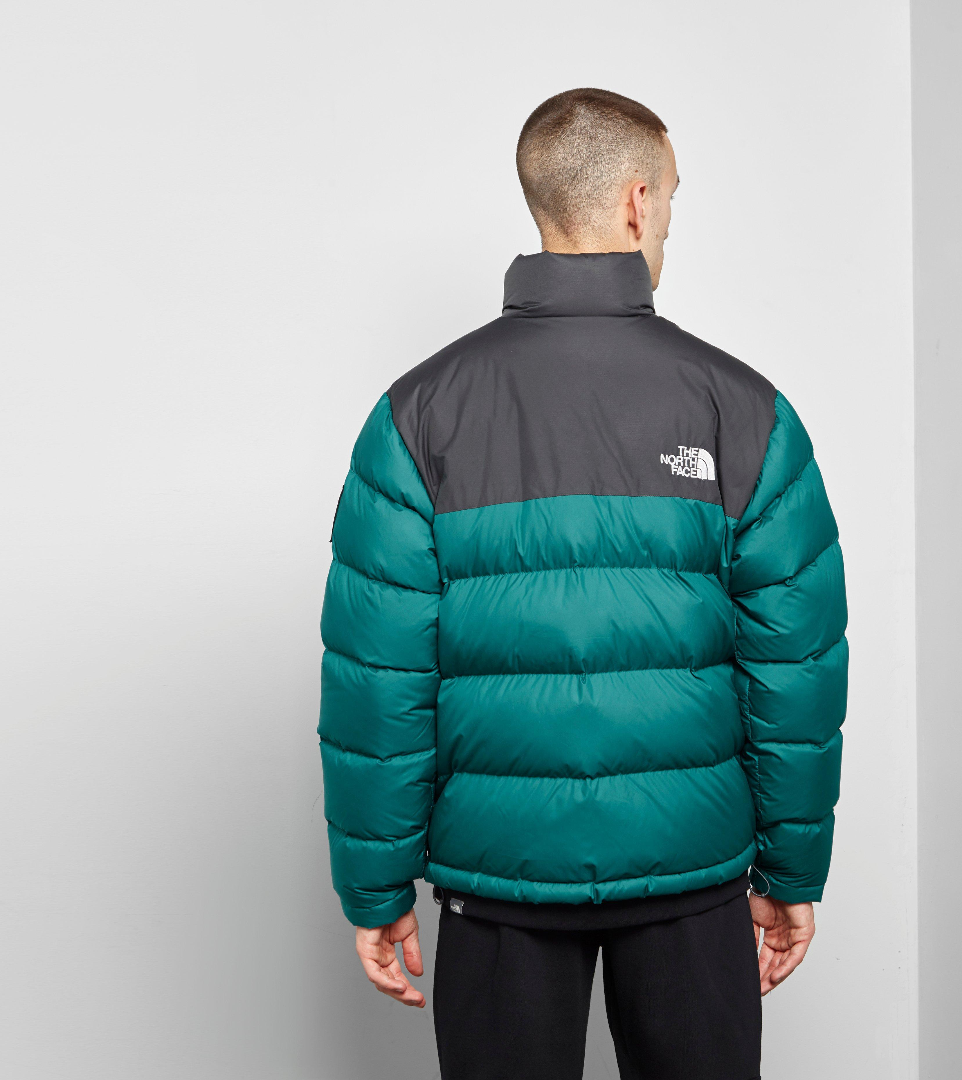 181e506cb34d Lyst - The North Face 1992 Nuptse Jacket in Green for Men