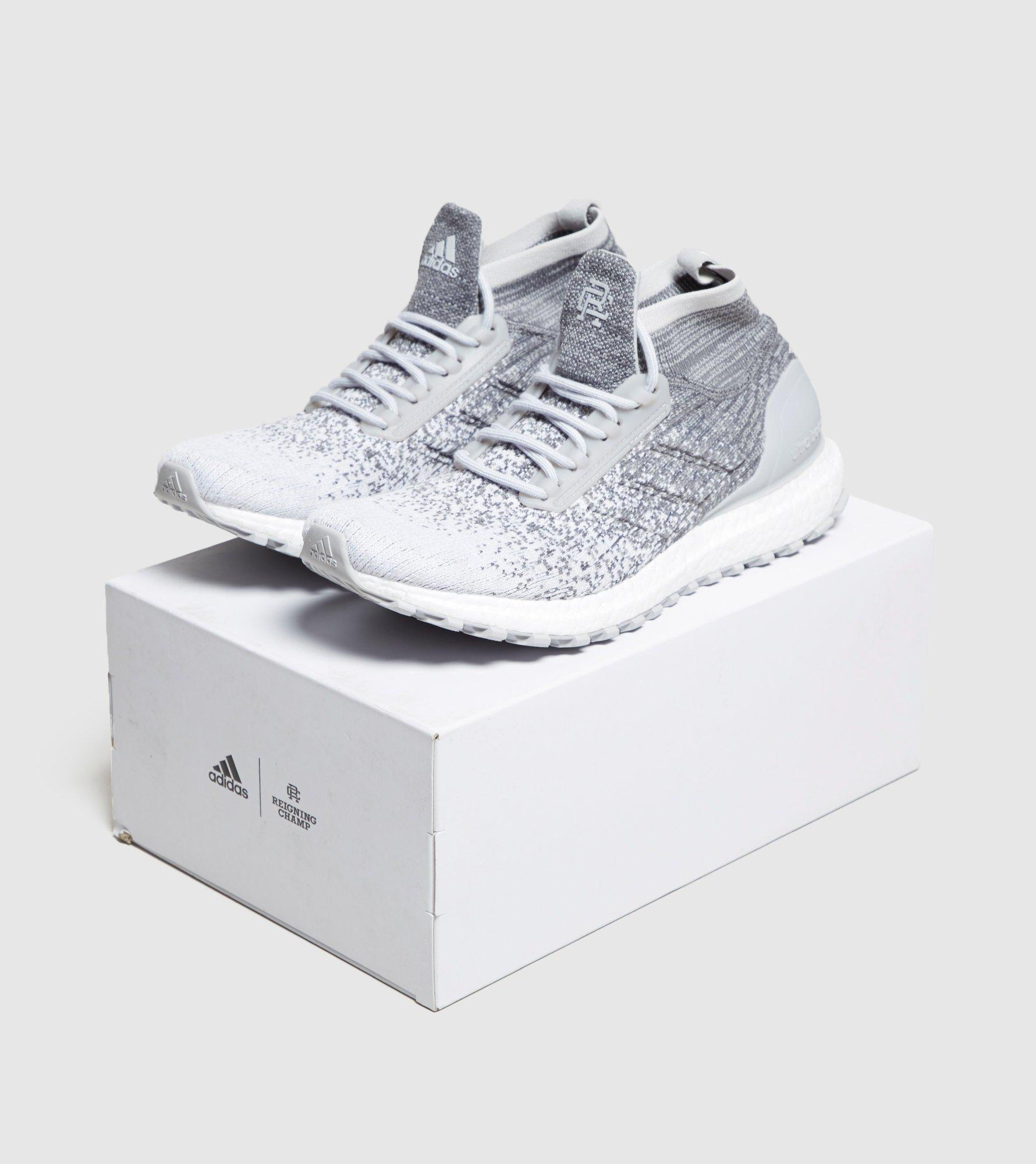 huge selection of eb58b f13d7 Men's White X Reigning Champ Ultra Boost Atr