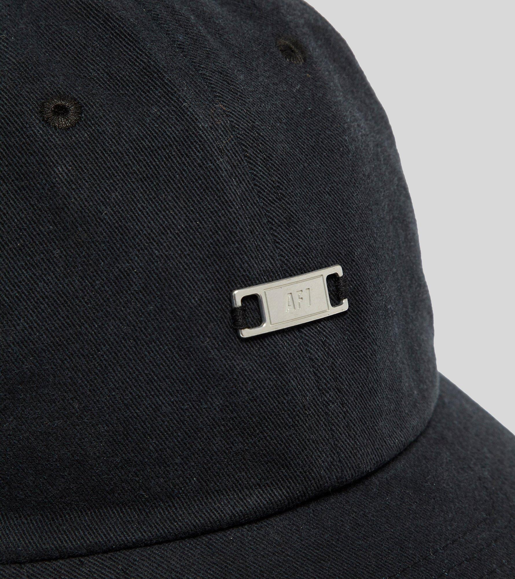 Lyst - Nike Air Force 1 Cap in Black for Men cfbd4230705