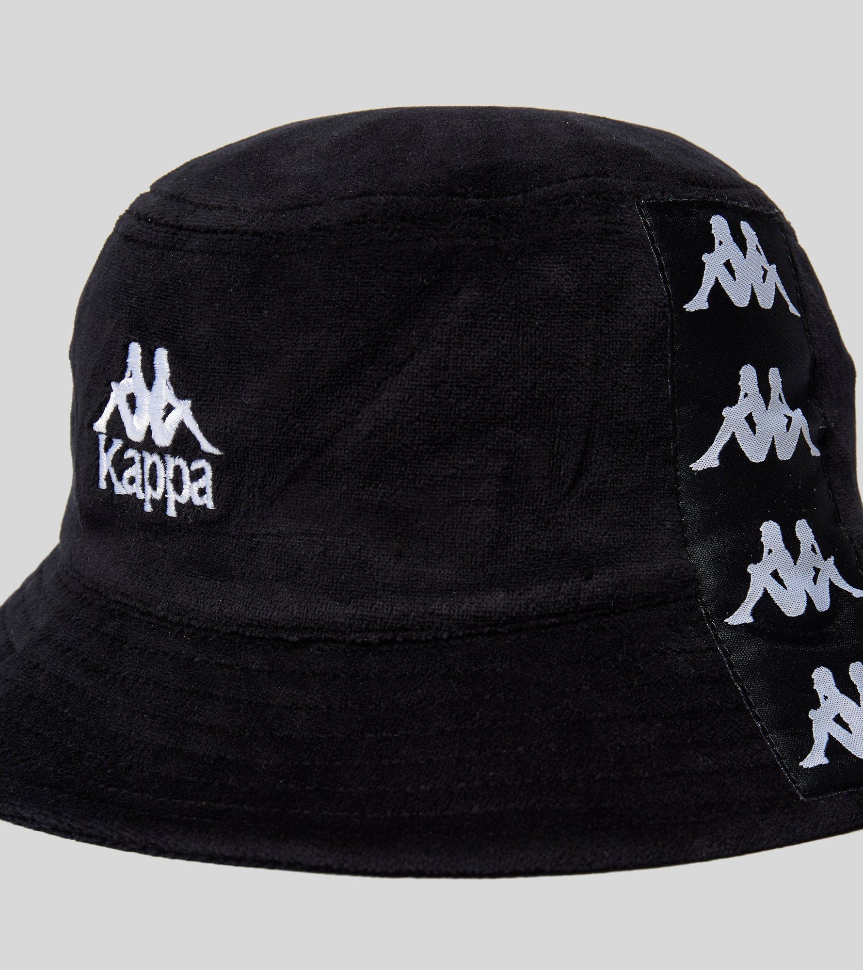 Lyst - Kappa Ayumen Bucket Hat in Black for Men c67932d049e