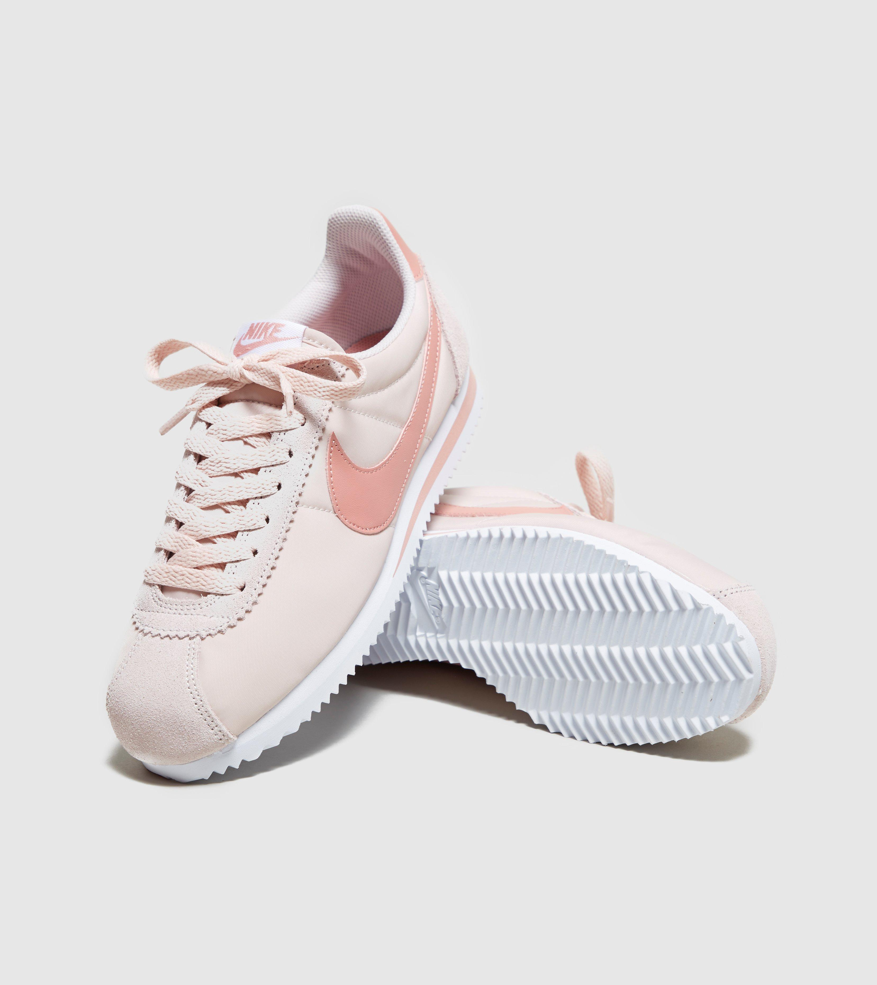 newest 1ecfd f5ac8 Nike Pink Classic Cortez Women's