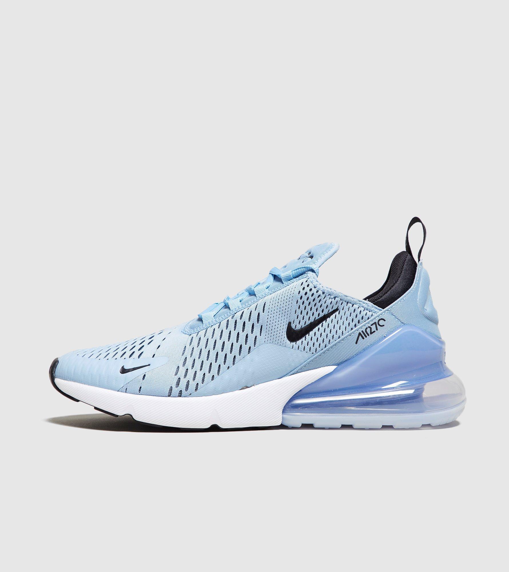 half off c03a9 872d2 Nike Blue Air Max 270 for men