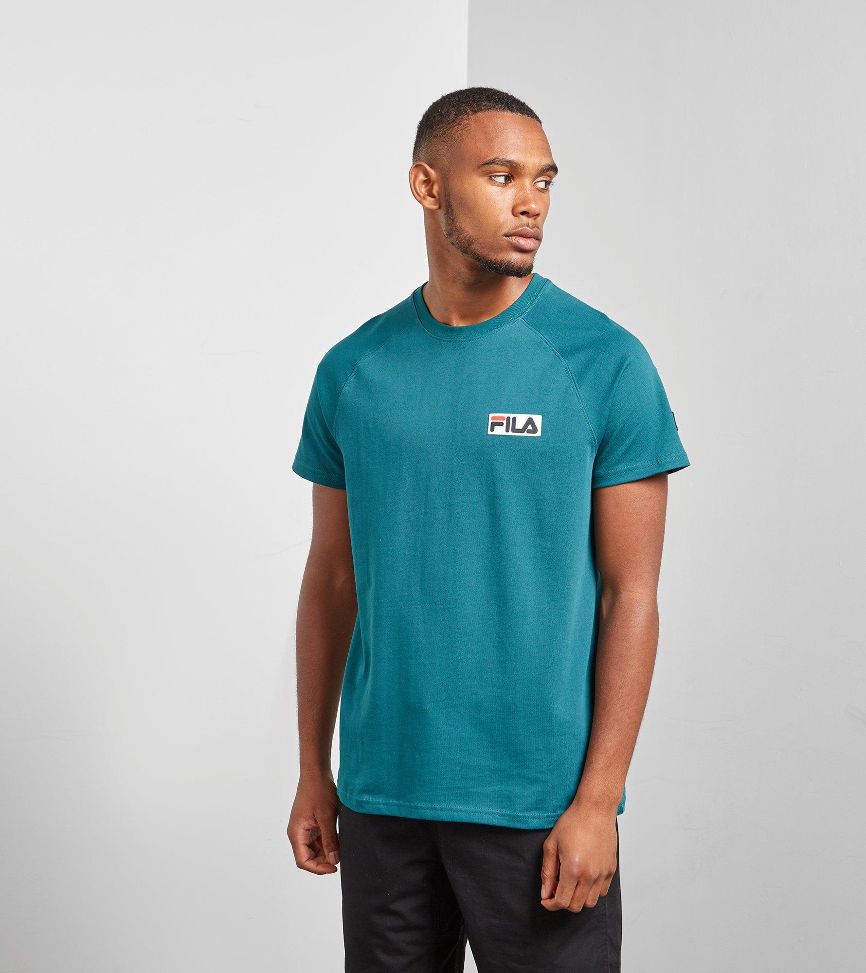00608053183 Lyst - Fila Chia T-shirt in Green for Men