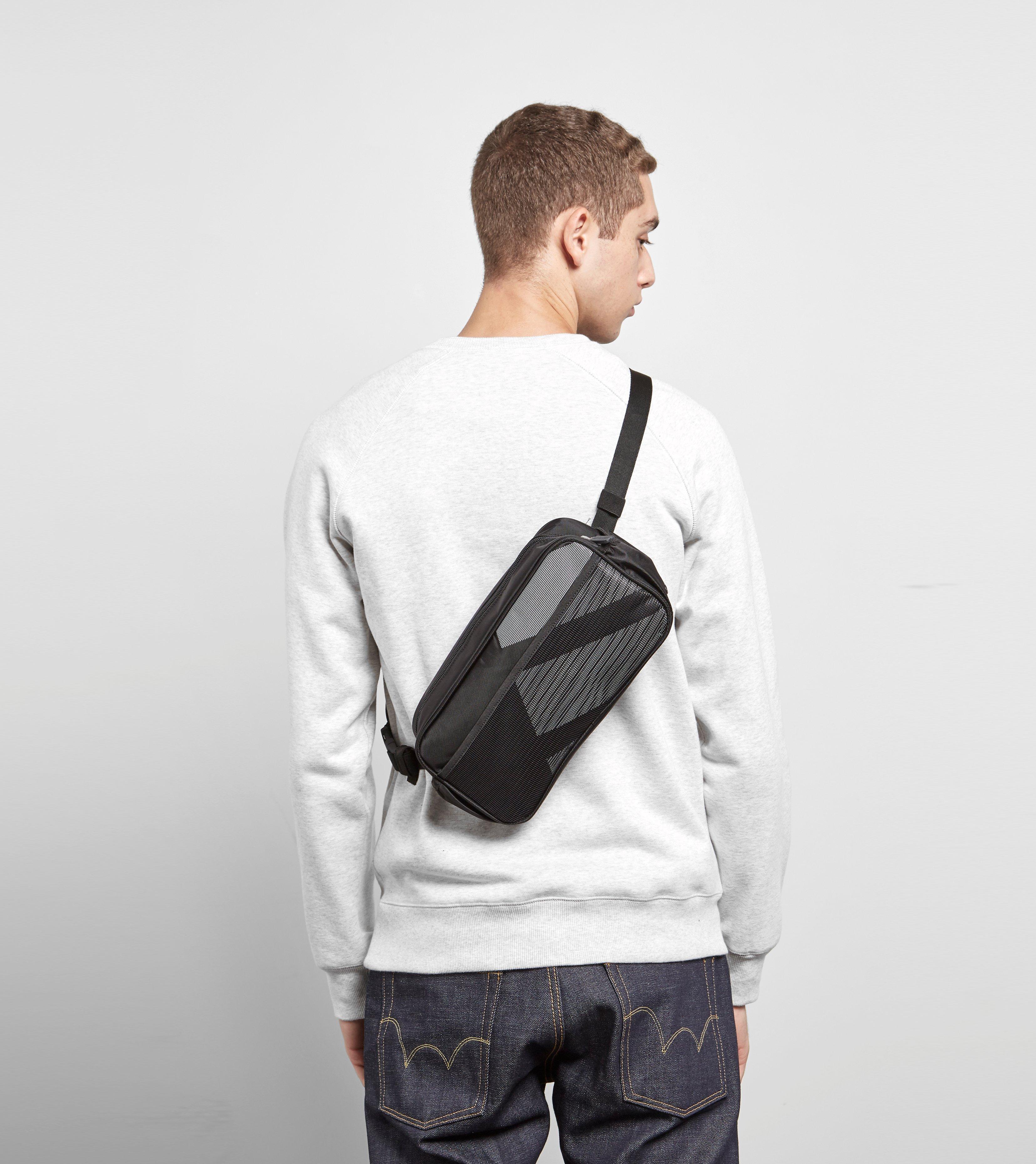 6aa49010e853 adidas Eqt Cross Body Bag in Black for Men - Lyst