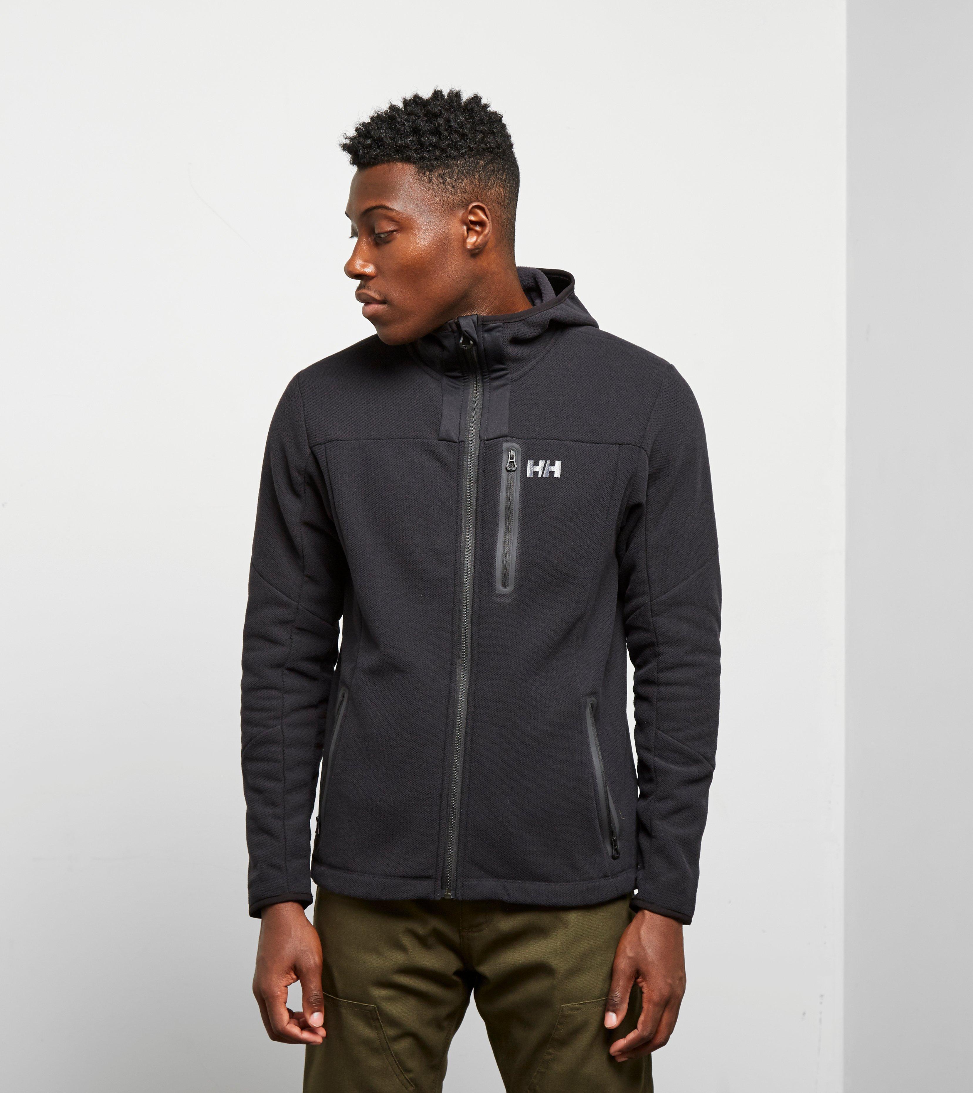 c4bad472 Helly Hansen Vanir Fleece Jacket in Black for Men - Lyst