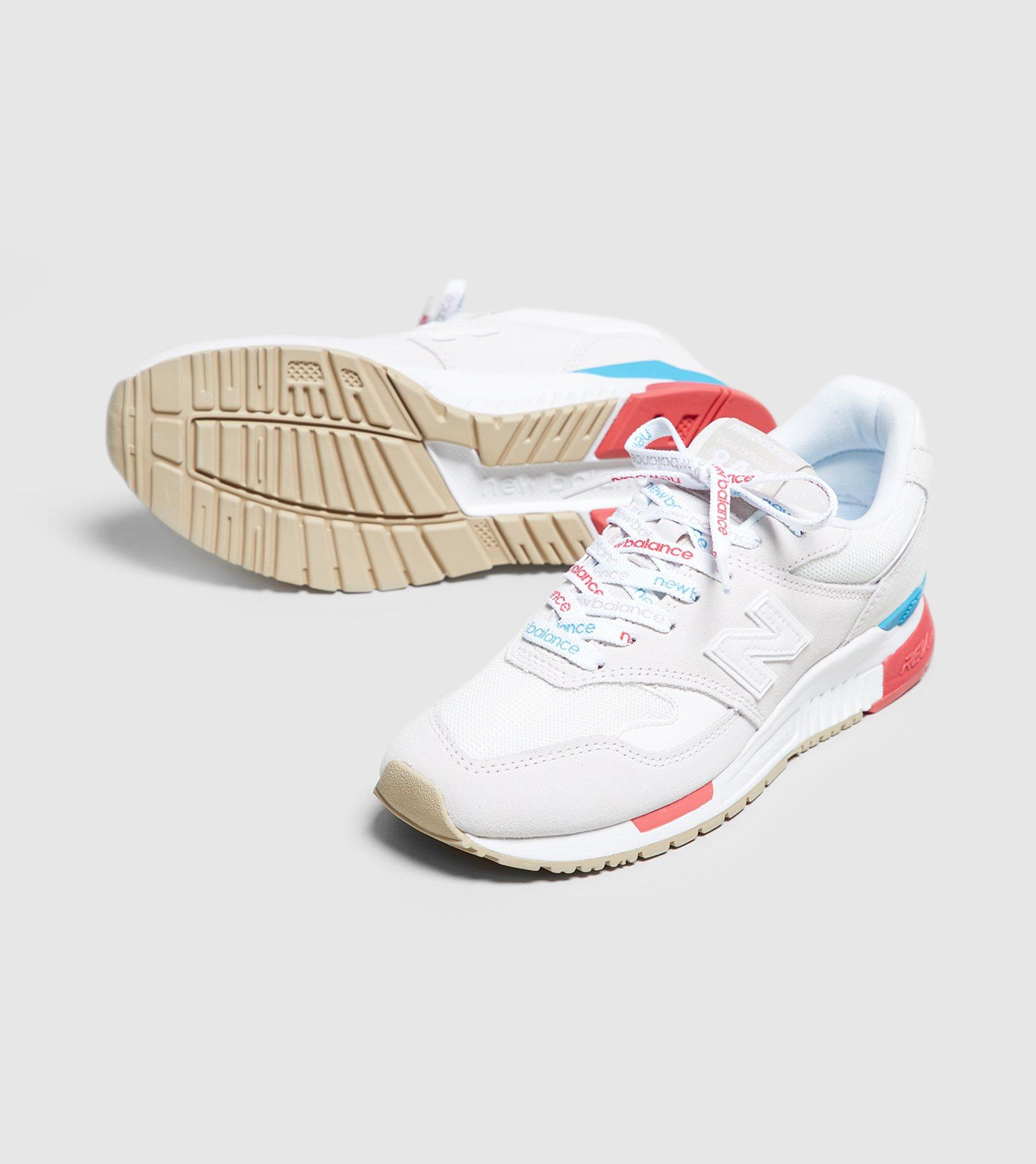 New Balance Suede 840 Women's in White Lyst