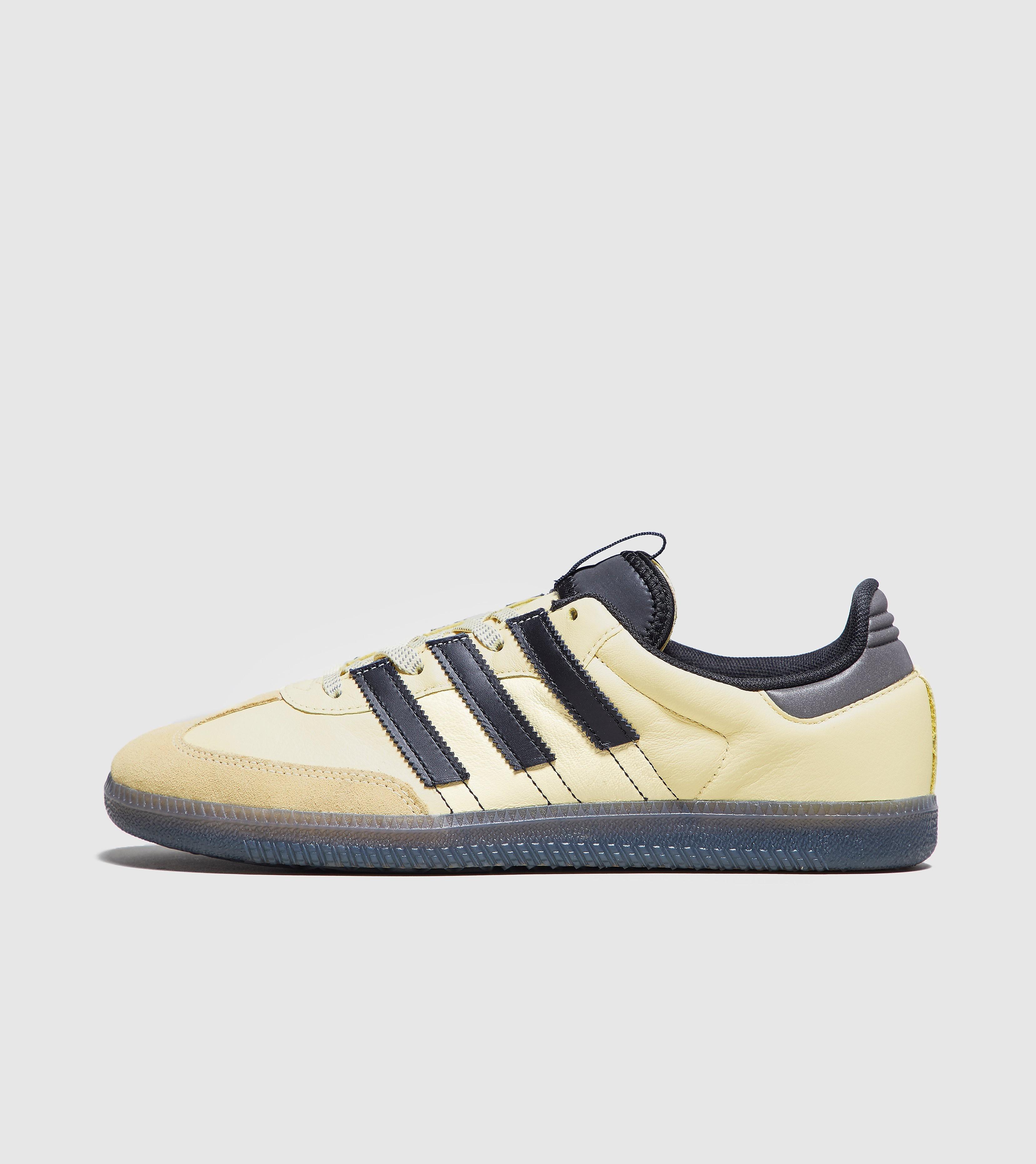 adidas Originals Cuero Adidas Samba Og Ms Easyel Core Black