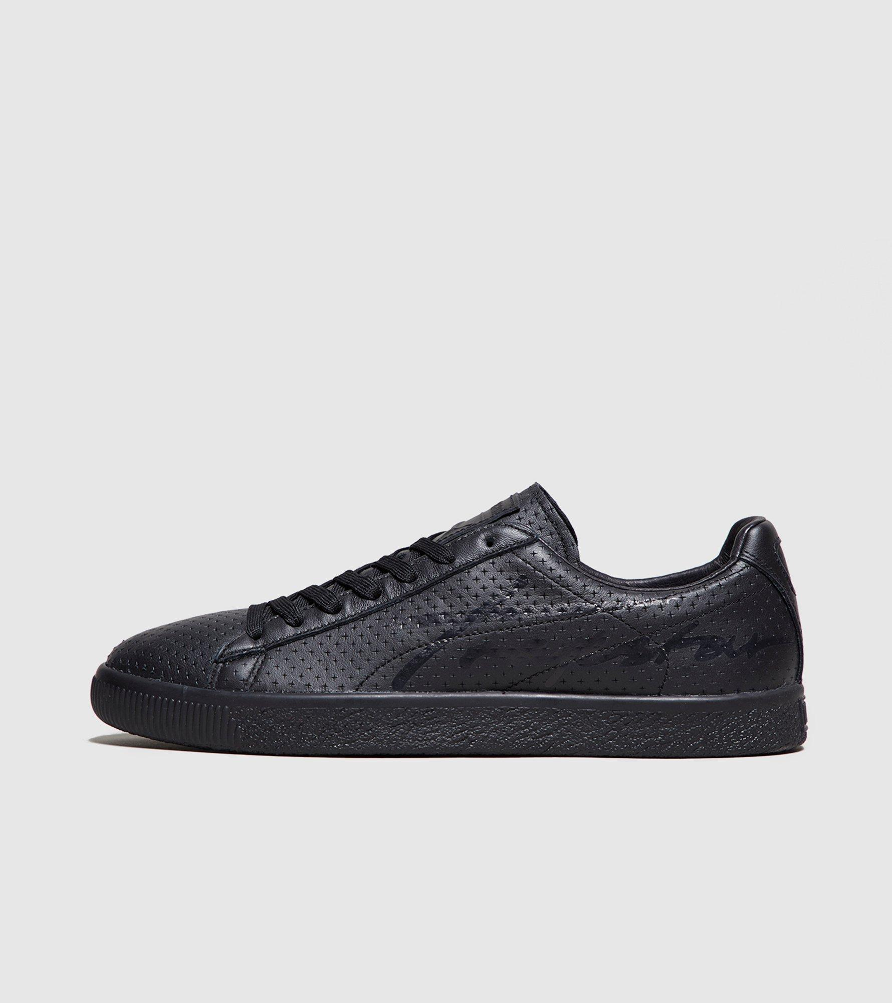 18d3ba71445f94 Puma X Trapstar Clyde Perforated in Black for Men - Lyst