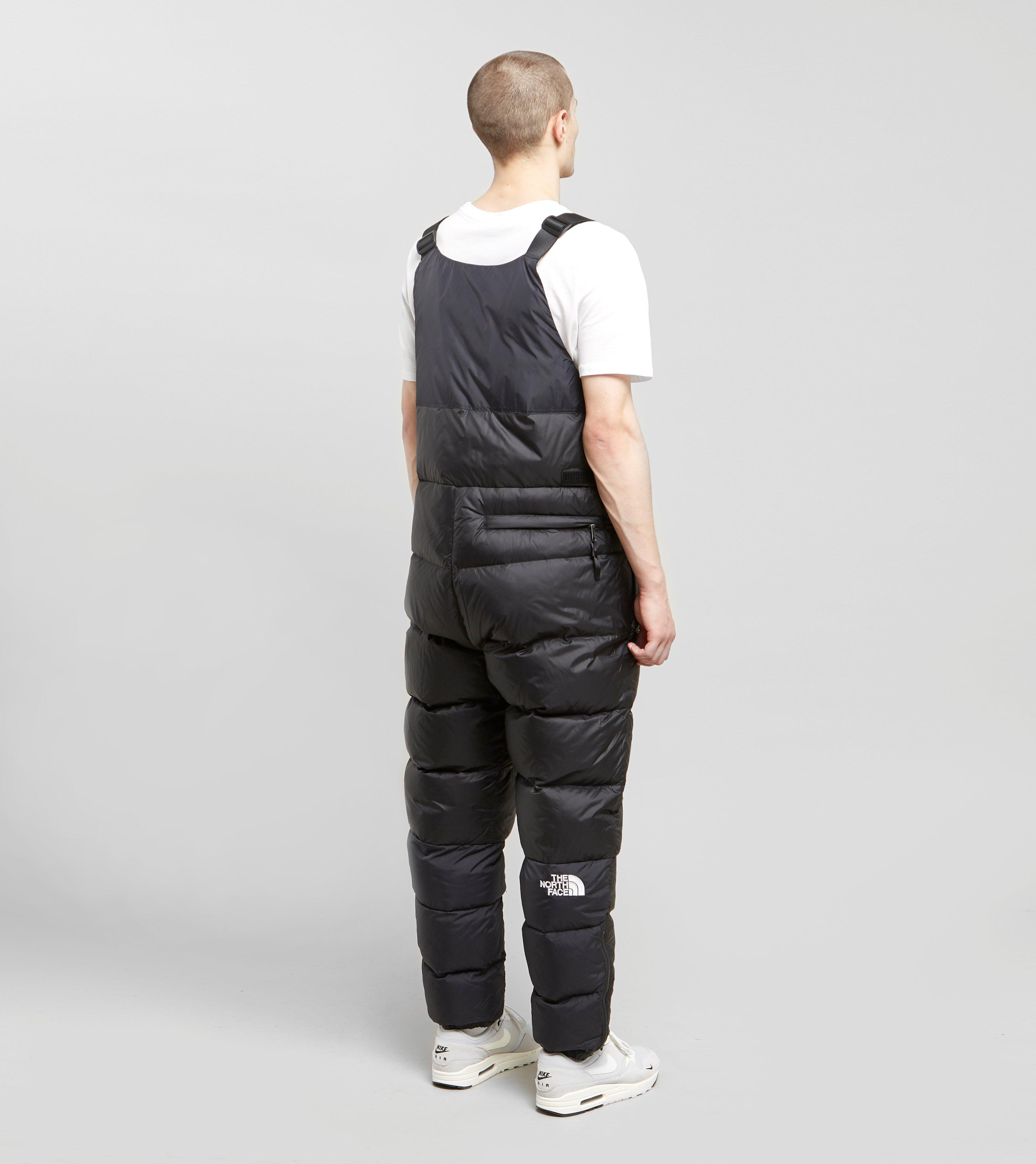 5c880a3a72432 The North Face Nuptse Bib in Black for Men - Lyst