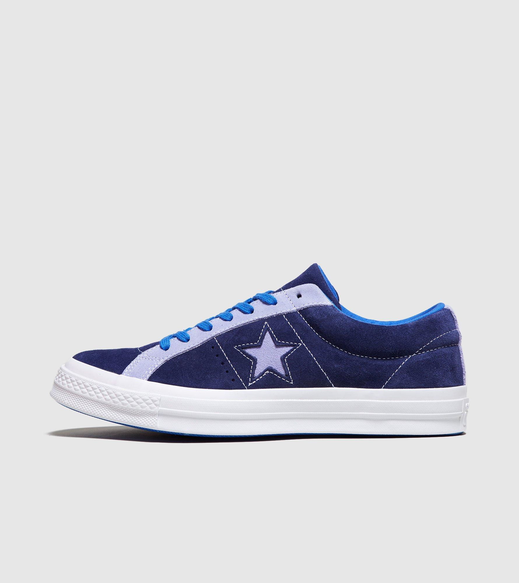 be06f4ec39ea2a Converse One Star 74 in Blue for Men - Lyst