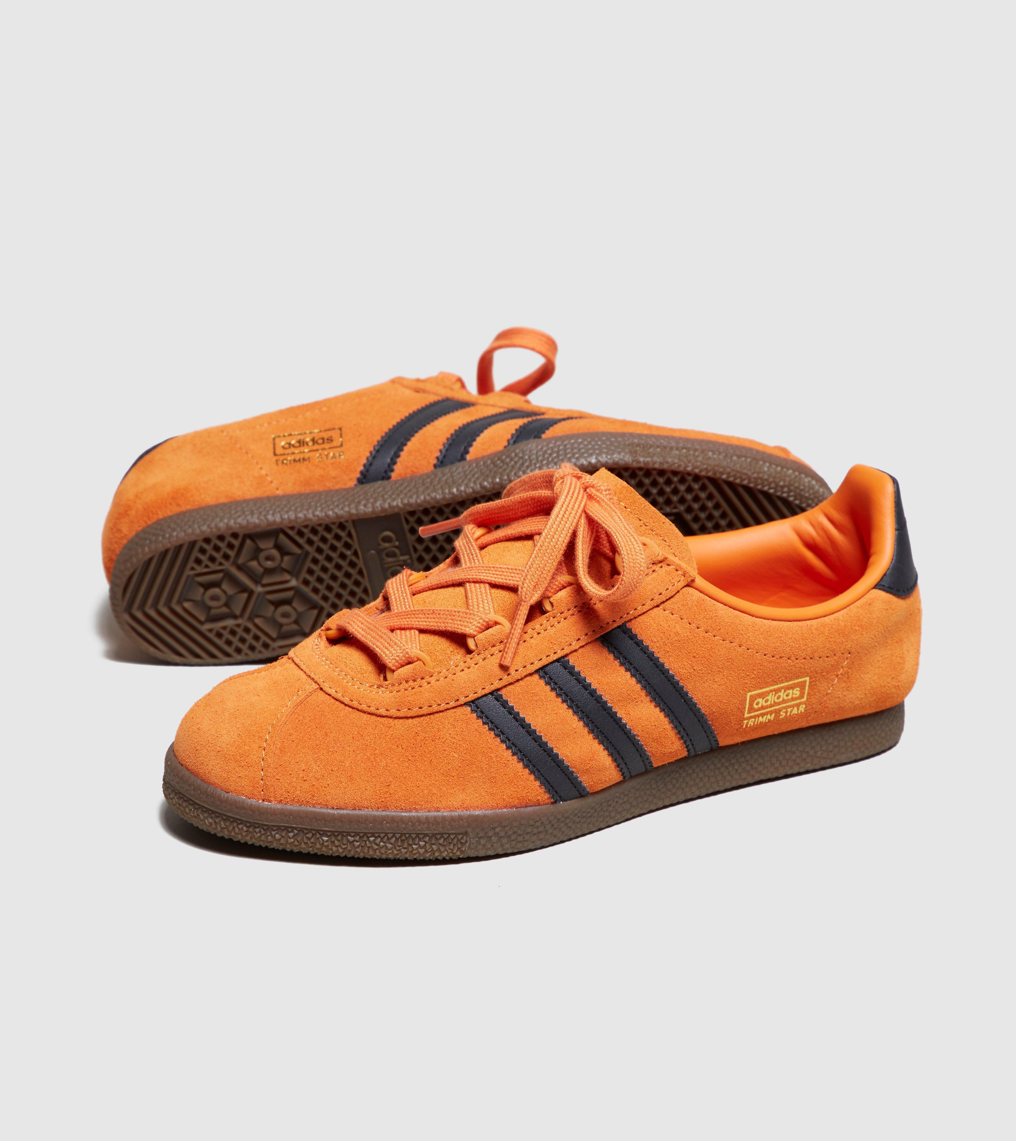 70cd1366cc17e adidas Originals Trimm Star Size? Exclusive Women's in Orange - Lyst