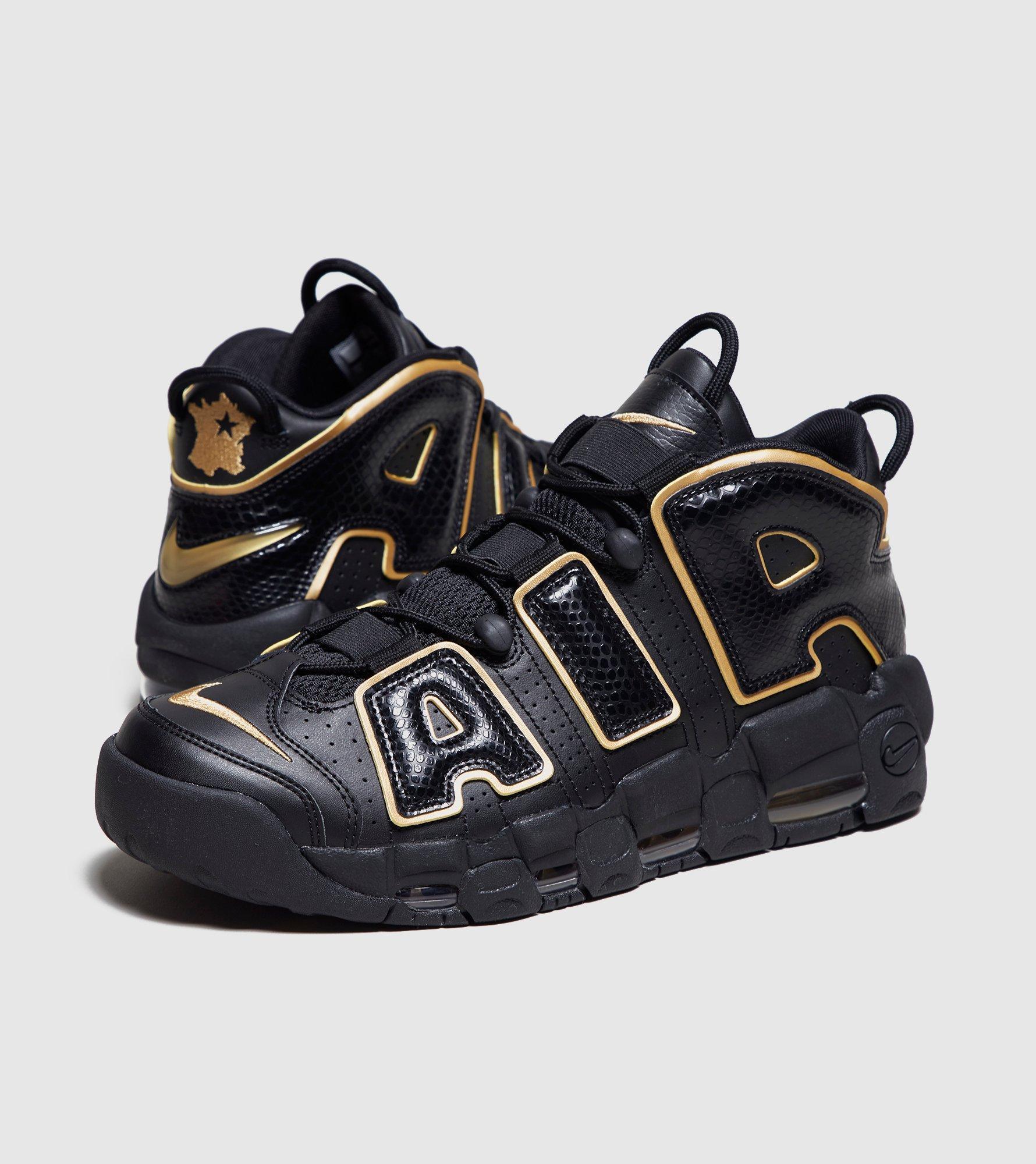 Nike Black Air More Uptempo 96 'france' for men