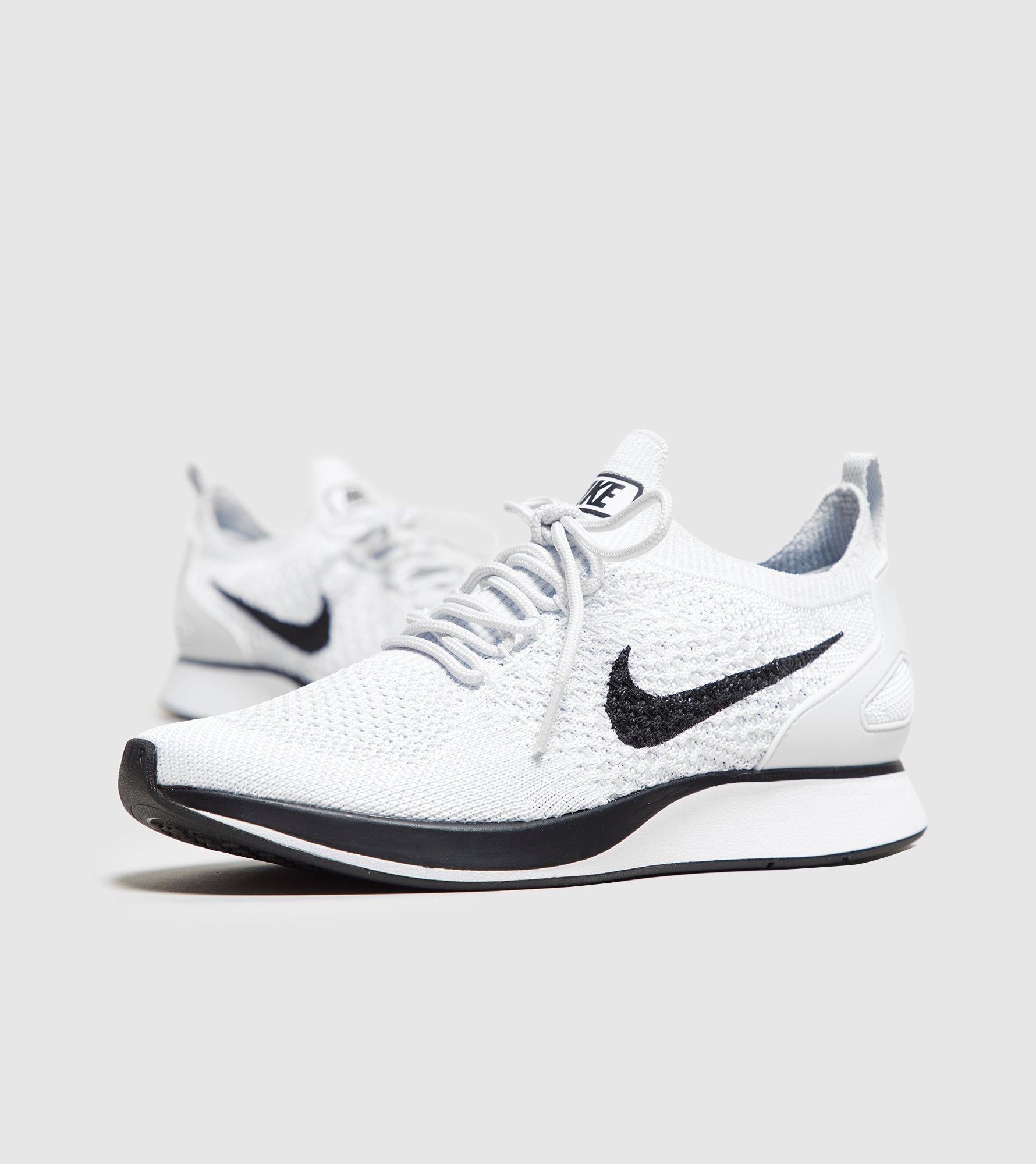 7d6f96e9a9a14 Lyst - Nike Air Zoom Mariah Flyknit Racerback Women s in White