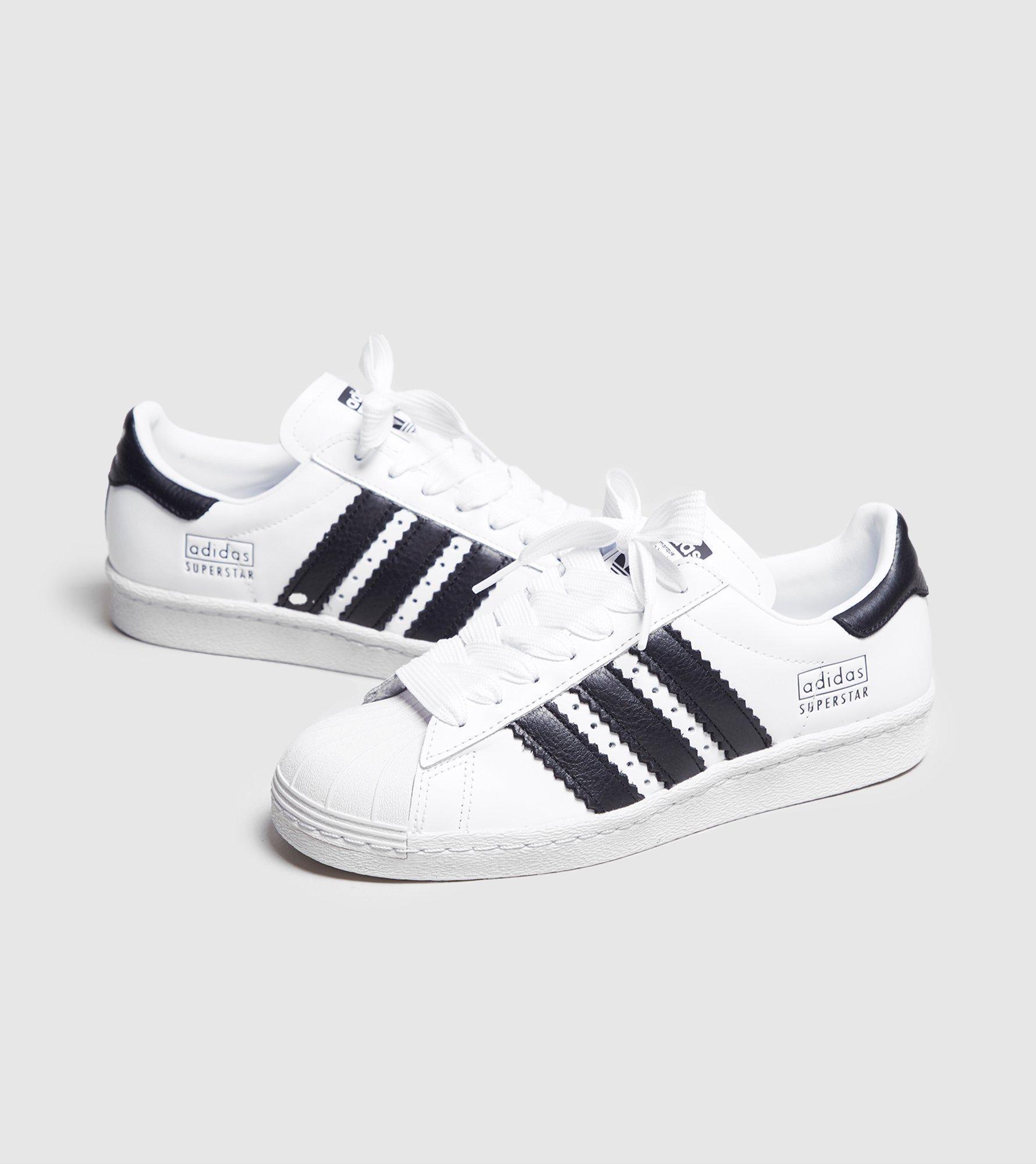 adidas Superstar Fat Stripes Women Shoes