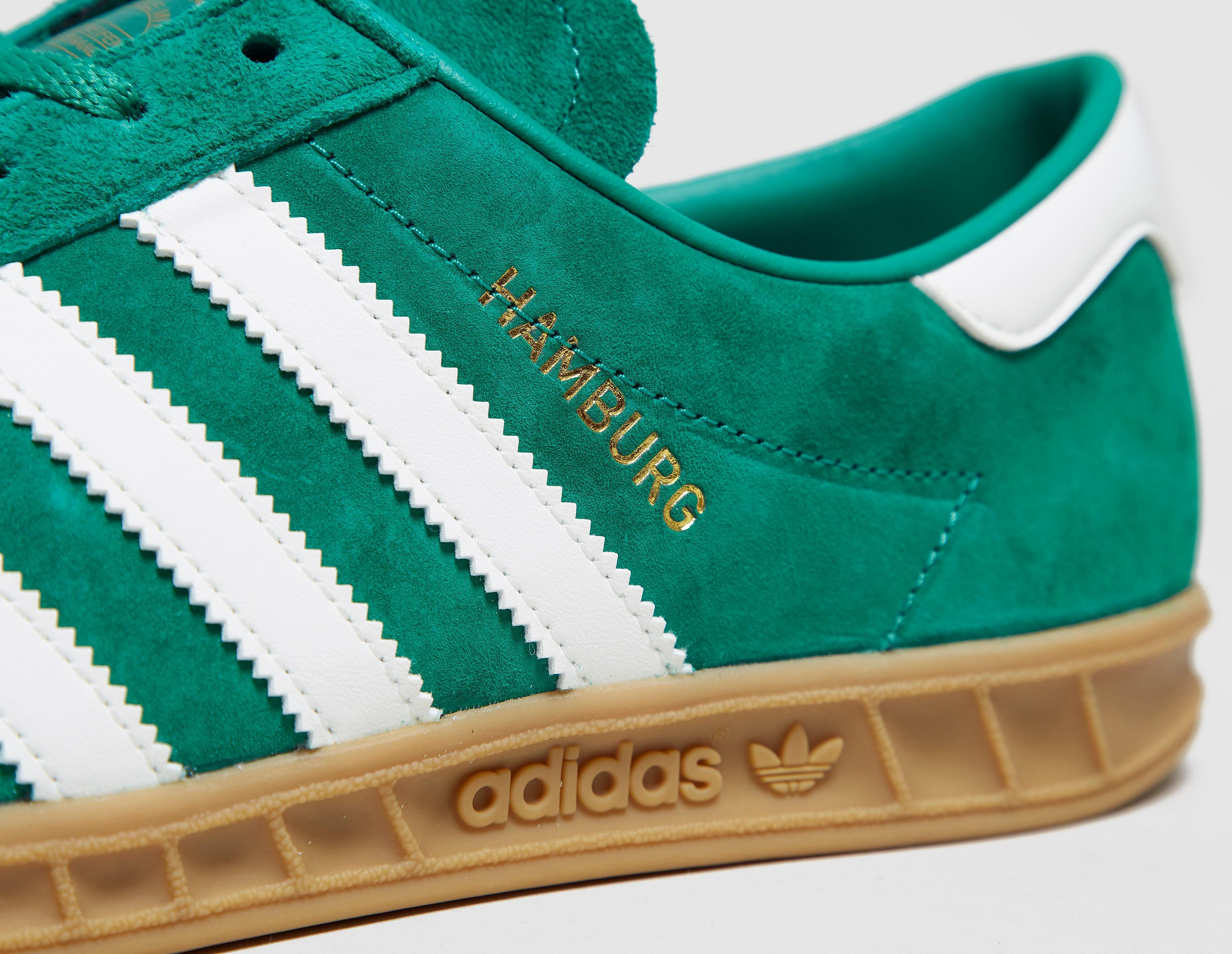 Hamburg adidas Originals pour homme en coloris Vert - Lyst