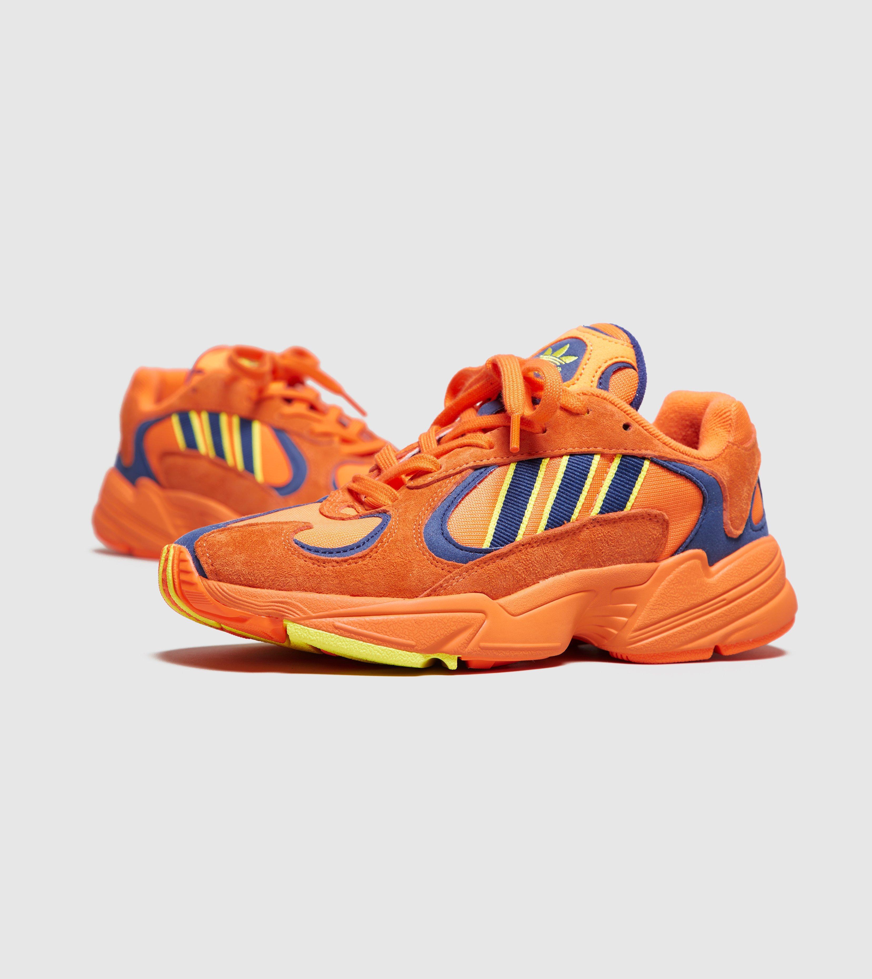 d627590730e8d Adidas Orange Yung-1 Women's