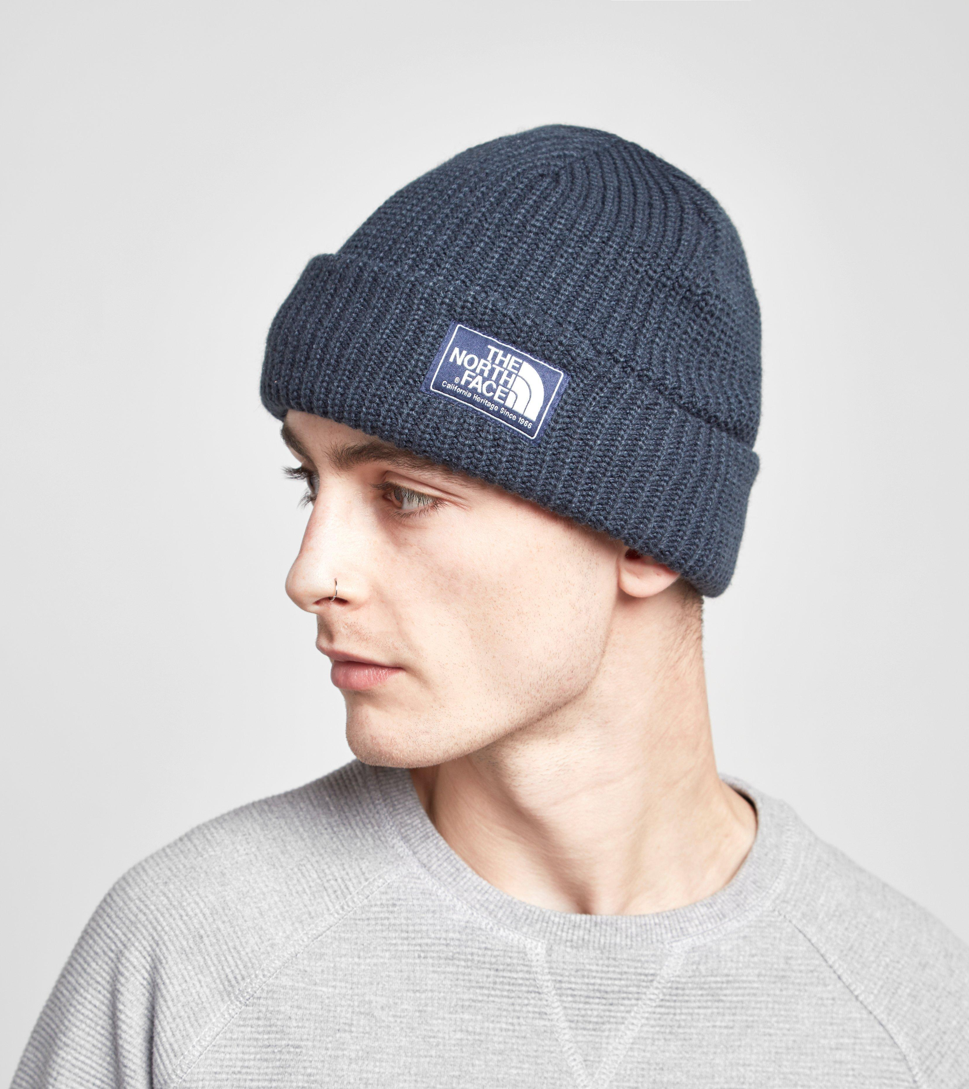 78209e7391b The North Face Salty Dog Beanie G Unisex Hat Navy in Blue for Men - Lyst