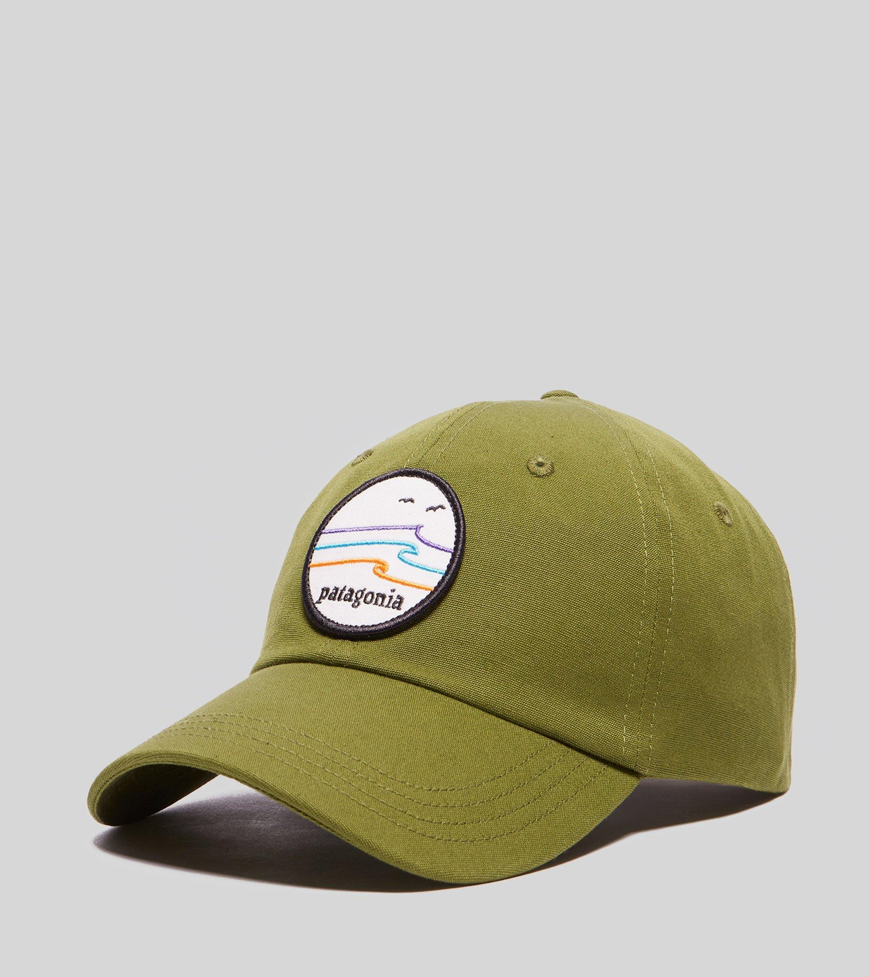 607ccd61a03 Patagonia Ride Trad Cap in Green for Men - Lyst