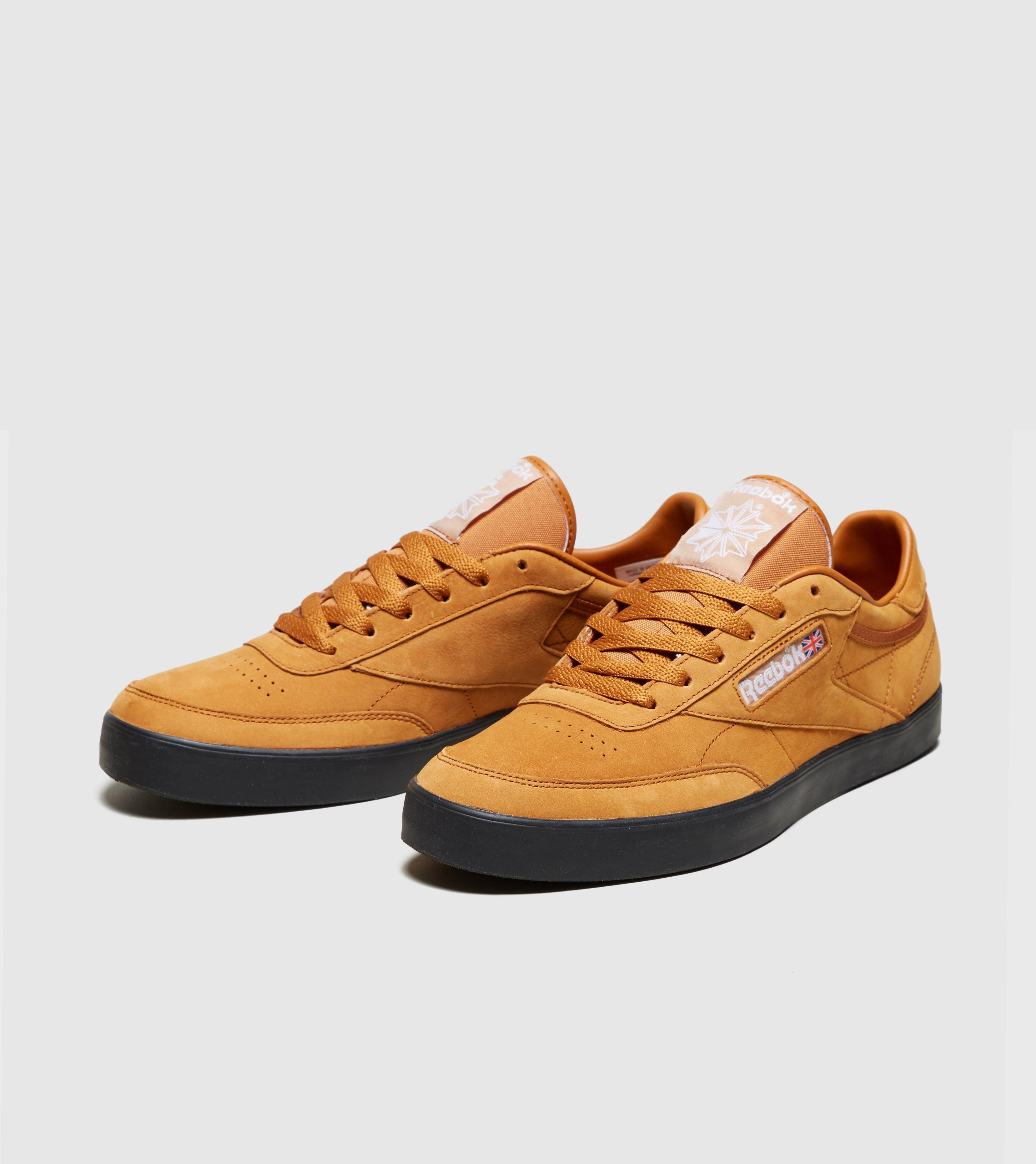 a8703d7f1f3bd4 Lyst - Reebok Club C Fvs - Size  Exclusive in Brown for Men