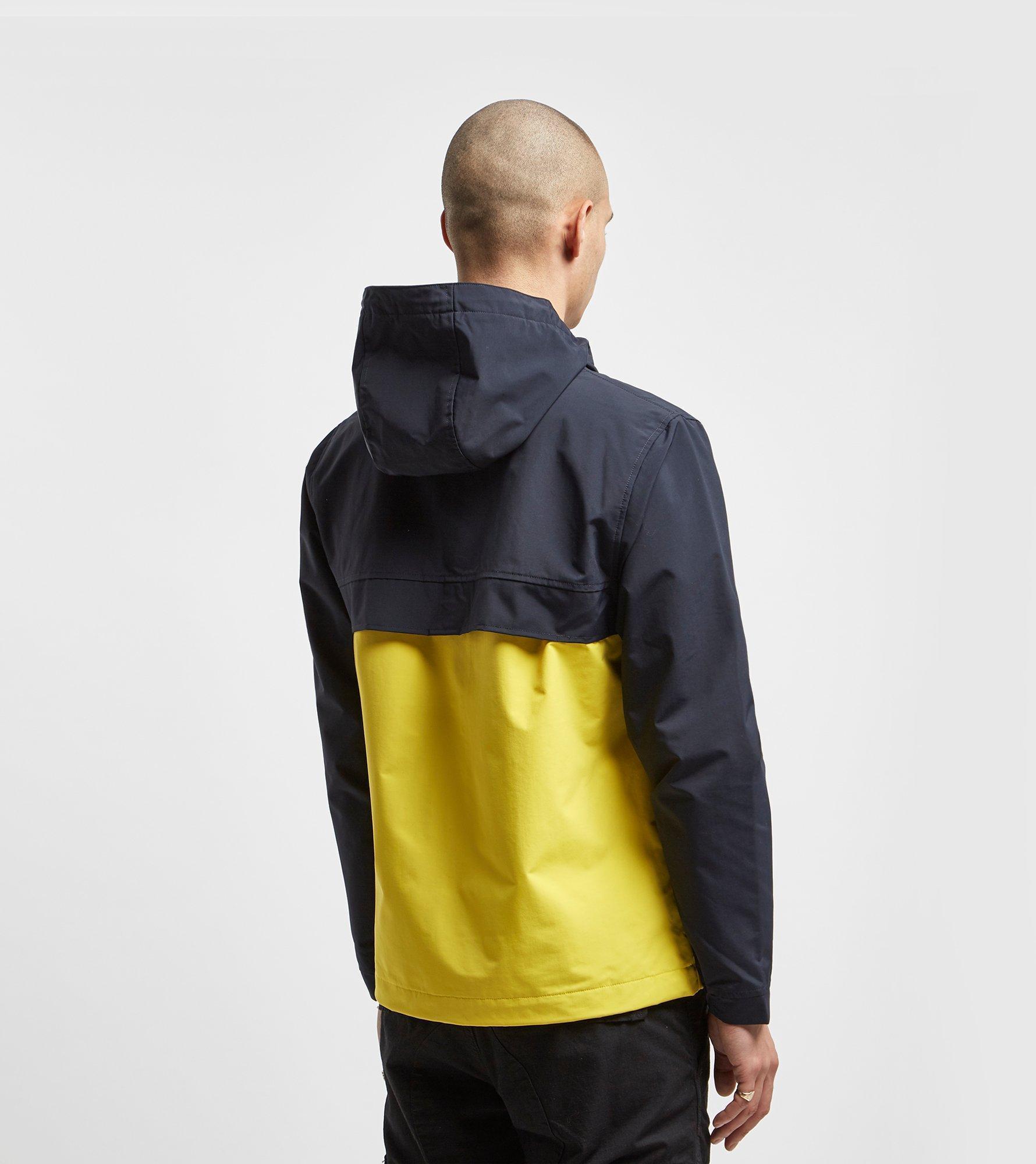 Men's Blue Nimbus Two Tone Pullover Jacket