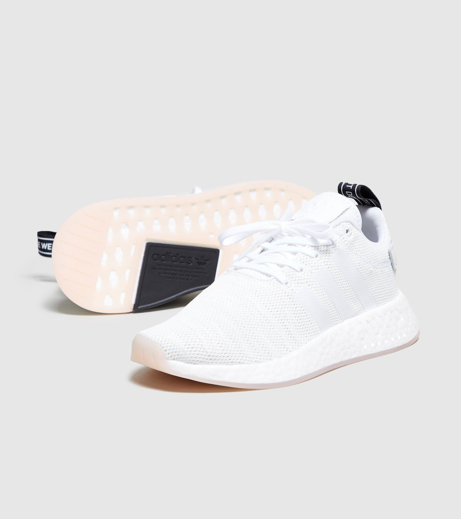 adidas Originals Nmd R2 Women s in White - Lyst 3e3641d30b