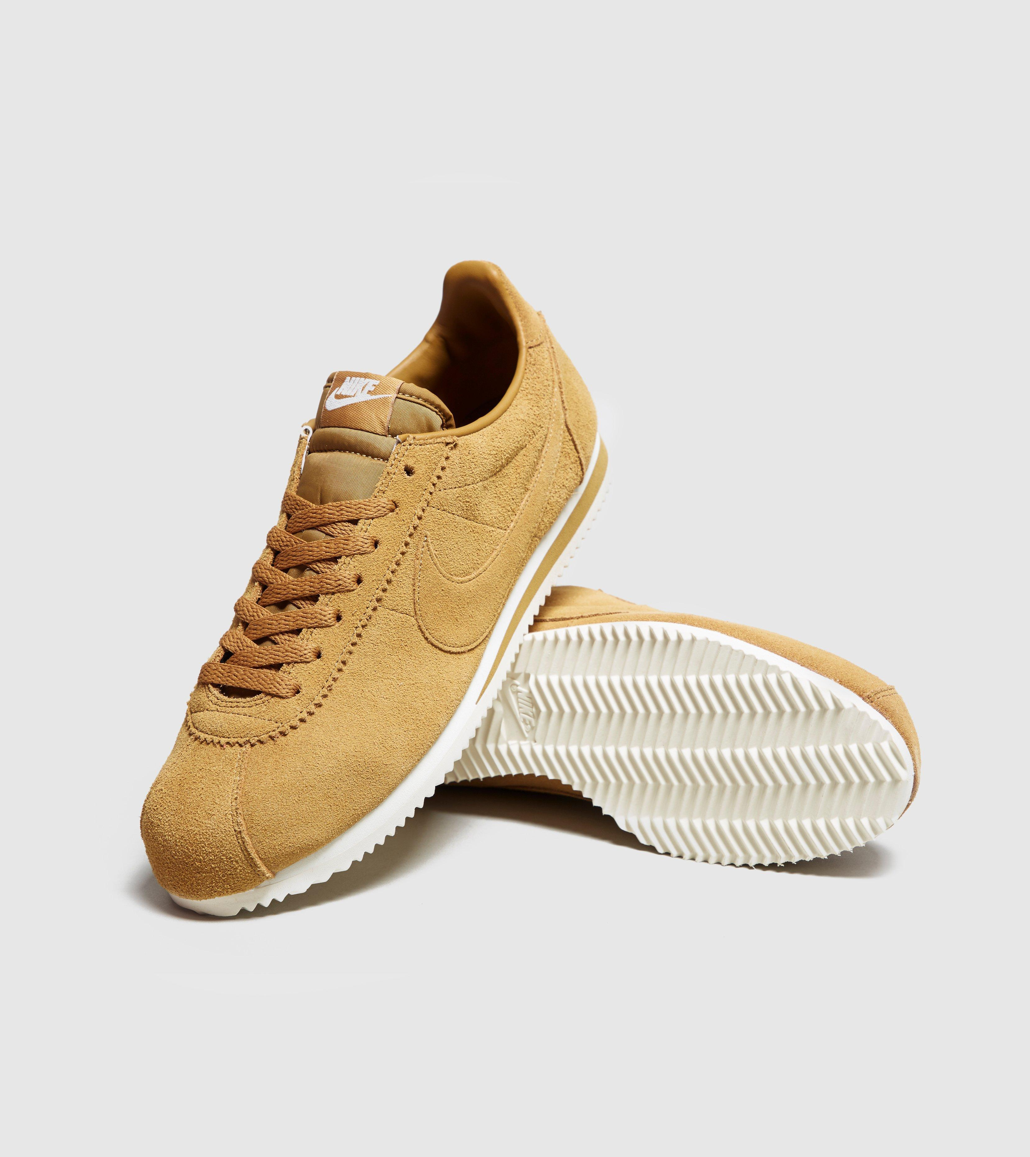 Lyst - Nike Cortez Suede in Natural for Men 7d13bcaa7