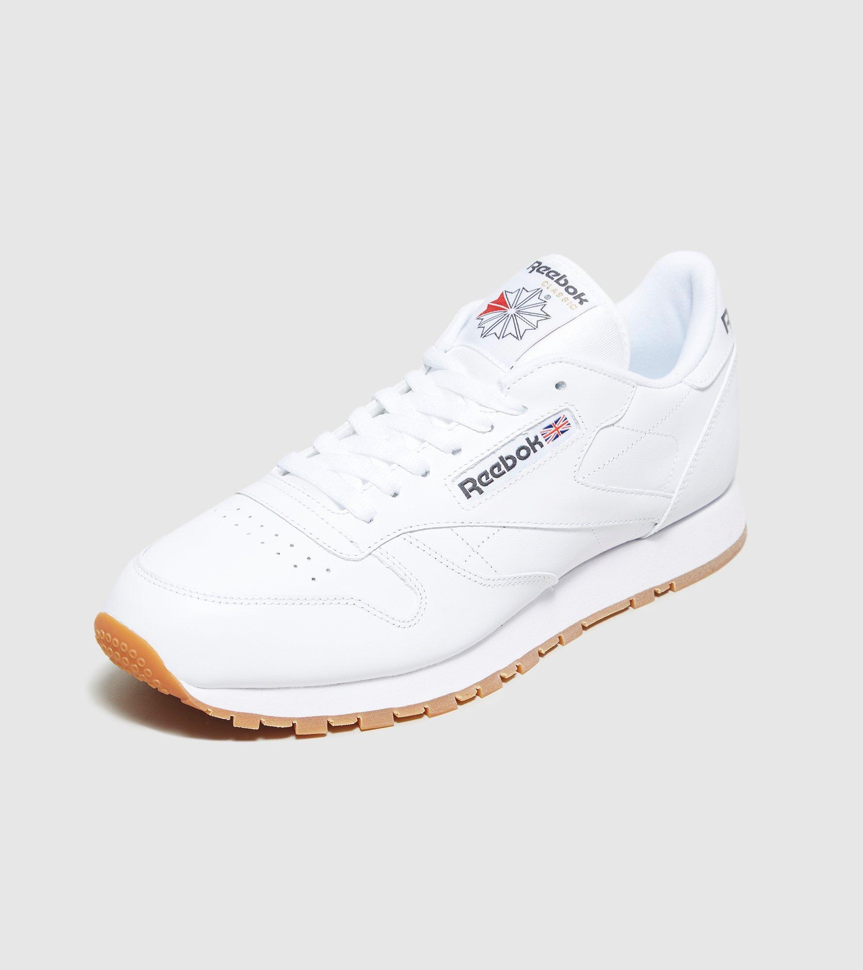 5836f0901ef Lyst - Reebok Classic Leather in White for Men
