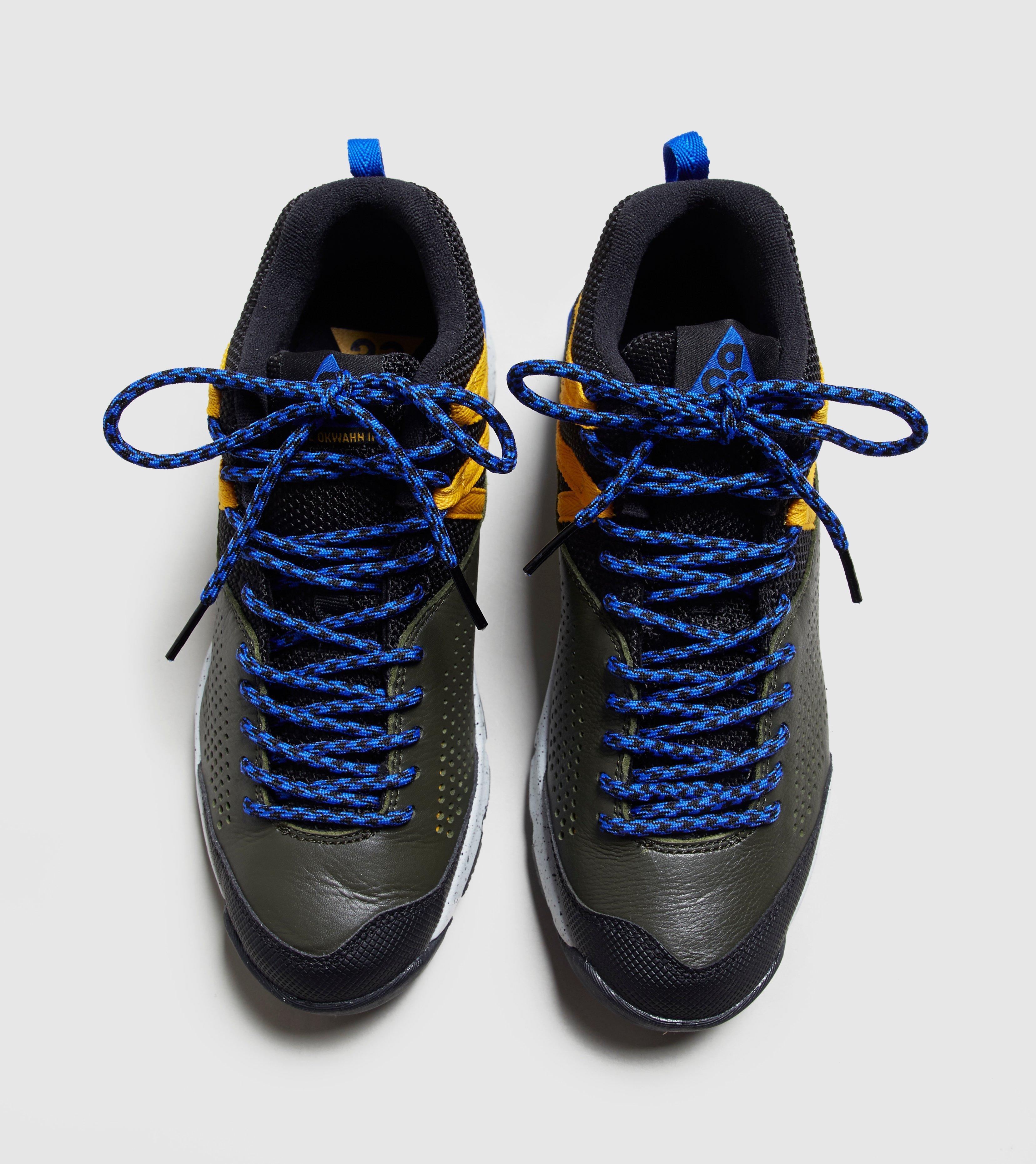 new arrival 89b81 00709 Nike Acg Okwahn Ii Og Qs Women s in Blue - Lyst