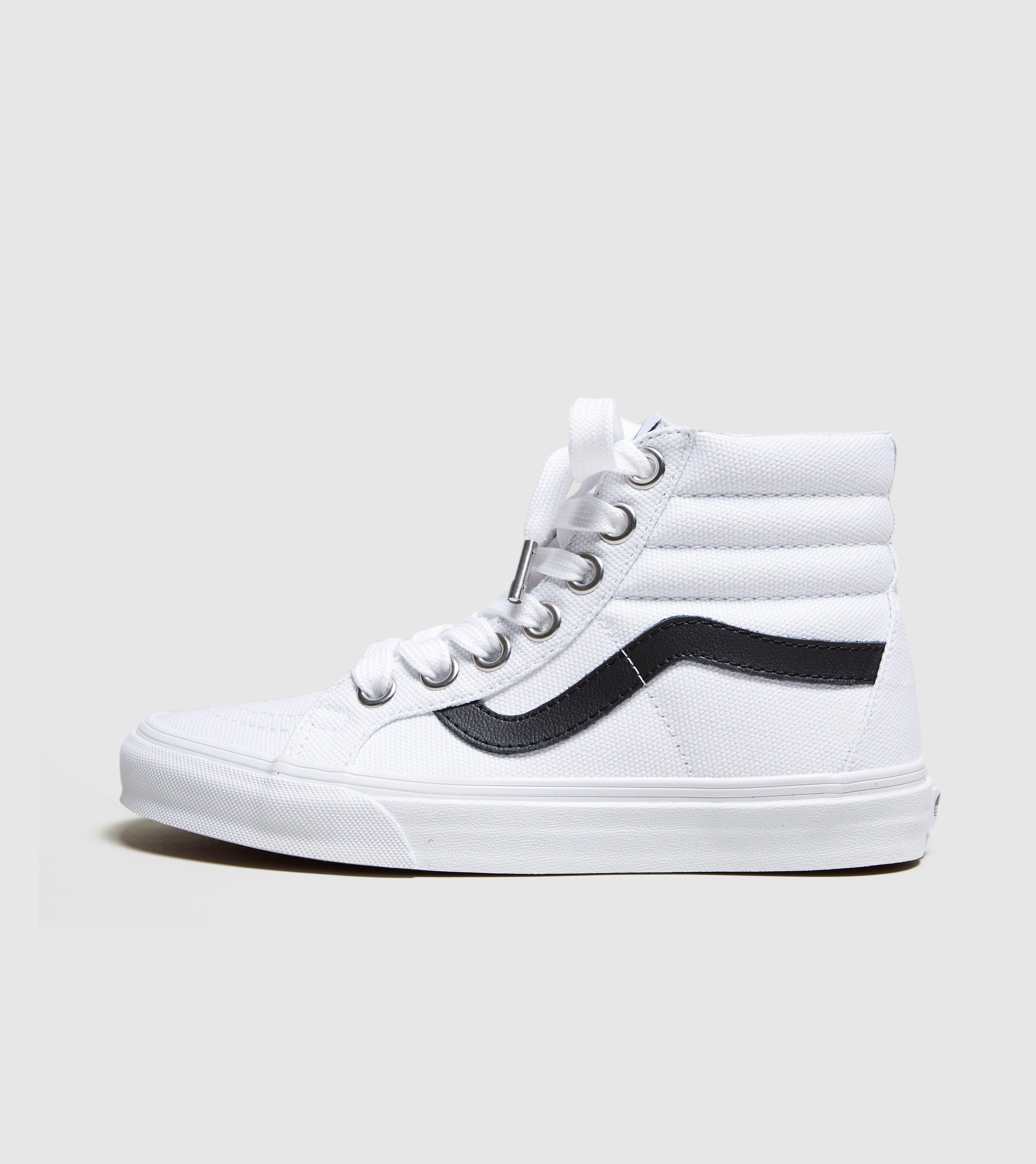 47965a8267 Lyst - Vans Oversized Lace Sk8-hi Women s in White