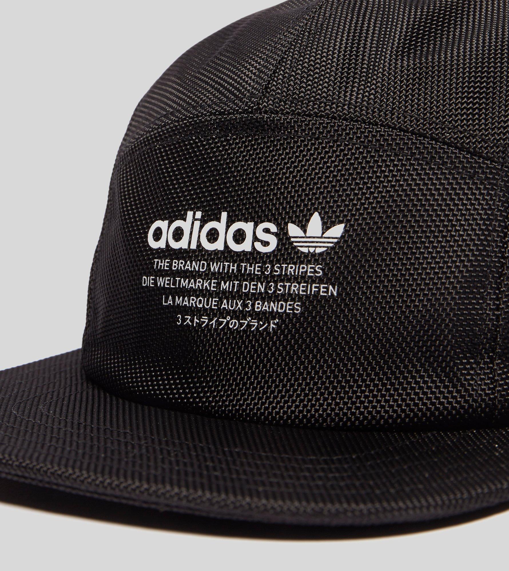 05984825670e4 Lyst - adidas Originals Nmd Running Cap in Black for Men