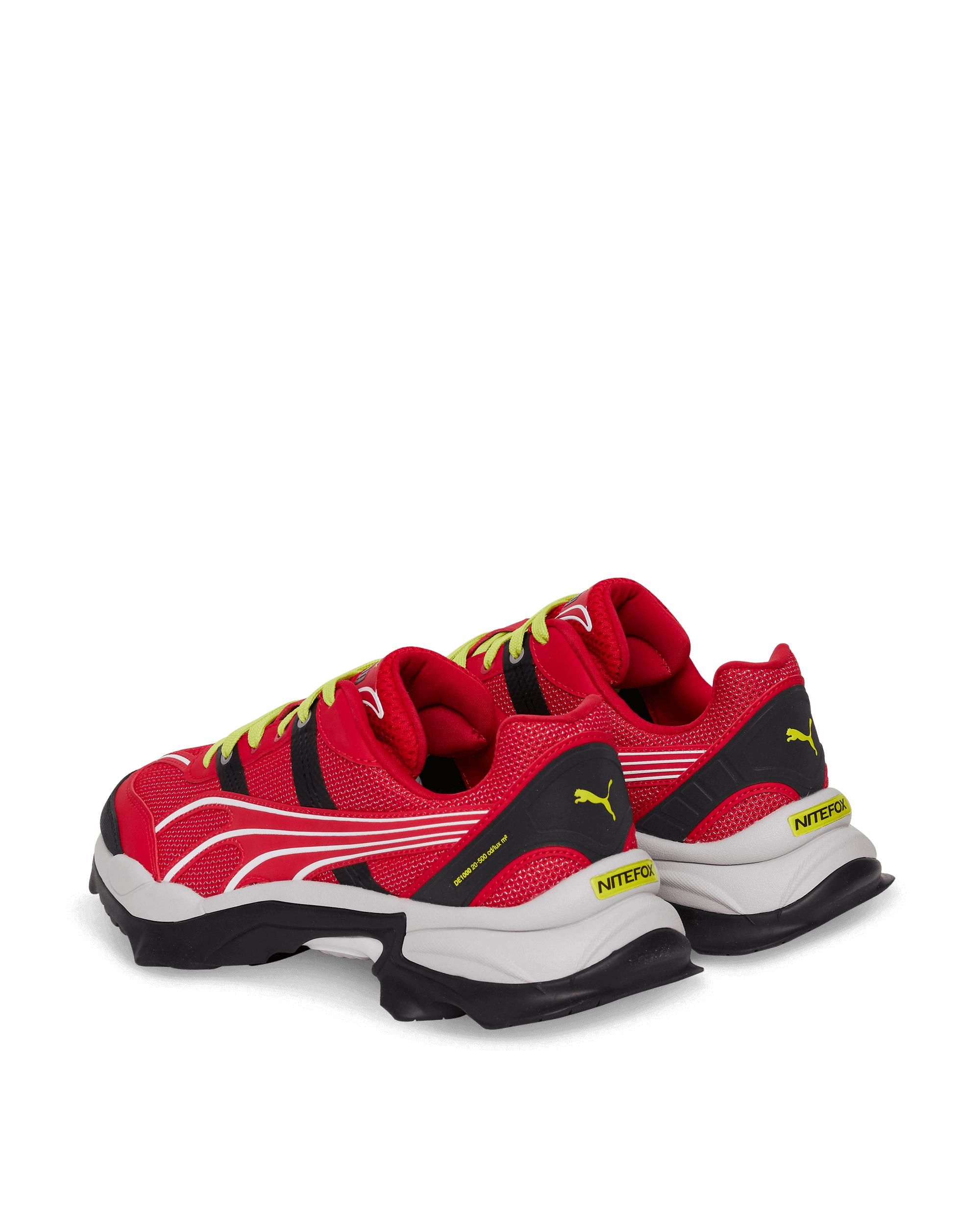 PUMA Rubber Nitefox Highway Trainers in