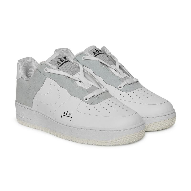 f0e7a2fbad44a Lyst - Nike A-cold-wall* Air Force 1 '07 Sneakers in Gray for Men