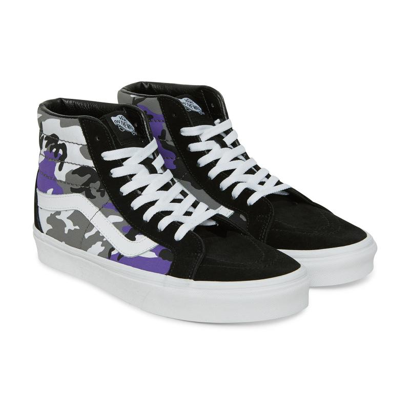 db37b8ebb23 Vans - Multicolor Sk8-hi Reissue  pop Camo  Sneakers for Men - Lyst. View  fullscreen