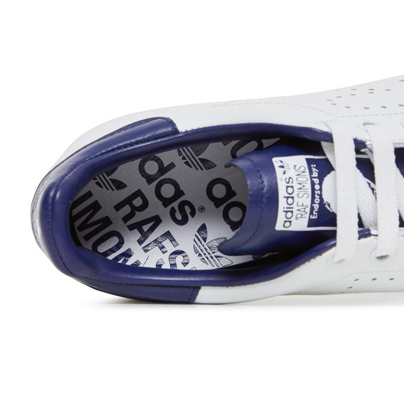 adidas By Raf Simons Leather Stan Smith Sneakers