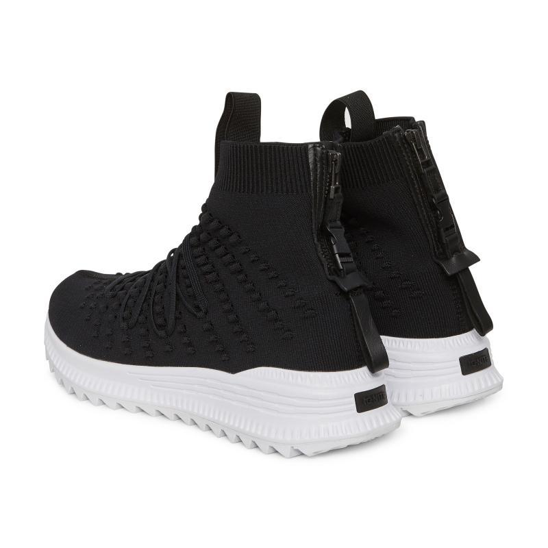 PUMA Rubber Avid Fusefit Mid Sneakers