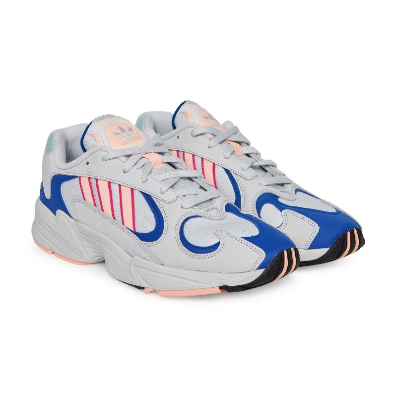 8965720e6ba29 Lyst - adidas Originals Yung-1 Sneakers in Blue for Men