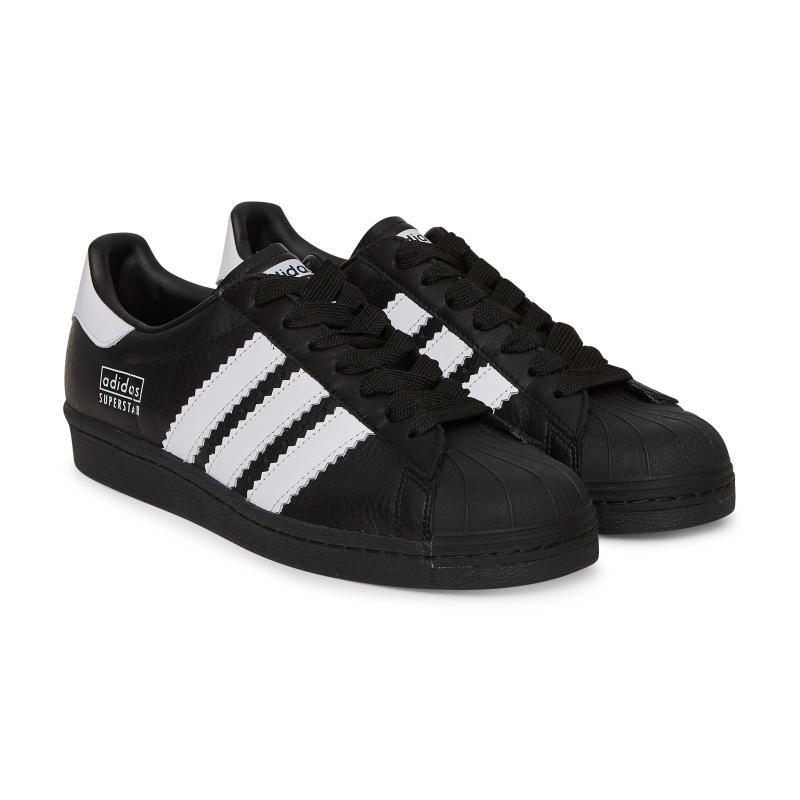 lowest price 7e185 71a29 Adidas Originals - Superstar 80s Sneakers Core Black future White for Men -  Lyst. View fullscreen