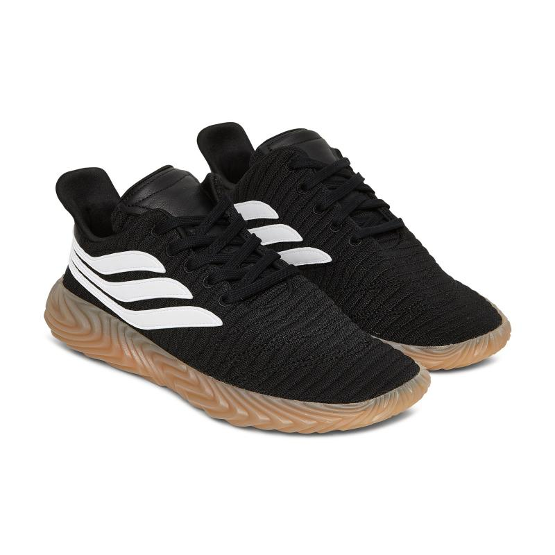 adidas Originals Neoprene Sobakov Sneakers in Black