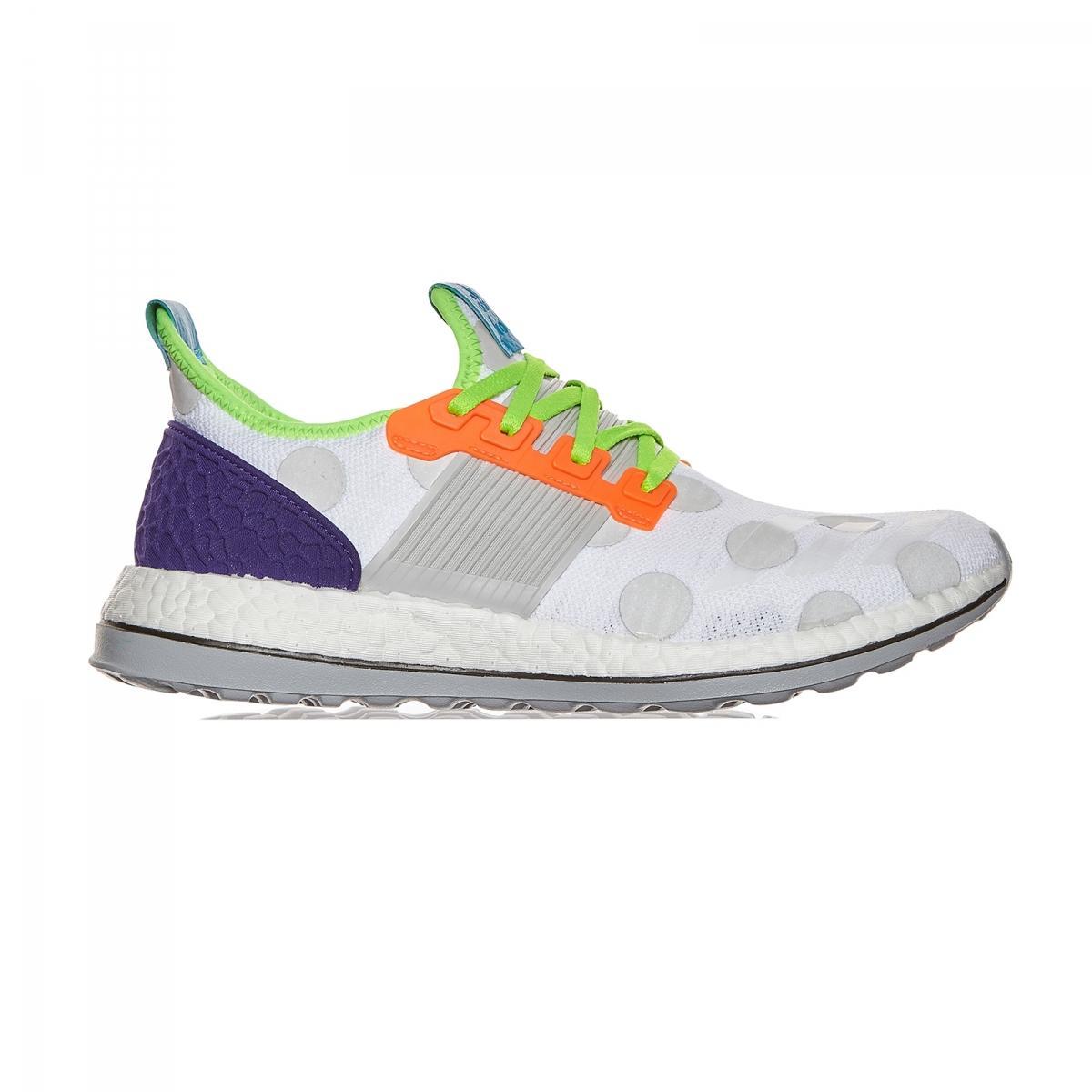 Saucony Women Shoes White Neon