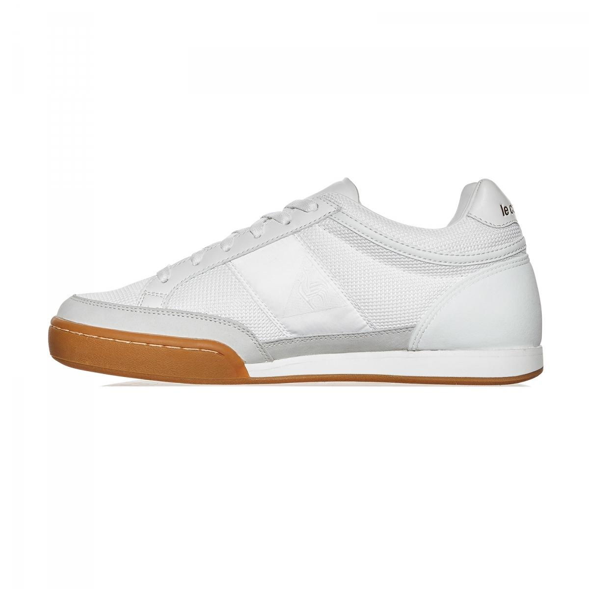 lyst le coq sportif dominator sneakers in white. Black Bedroom Furniture Sets. Home Design Ideas