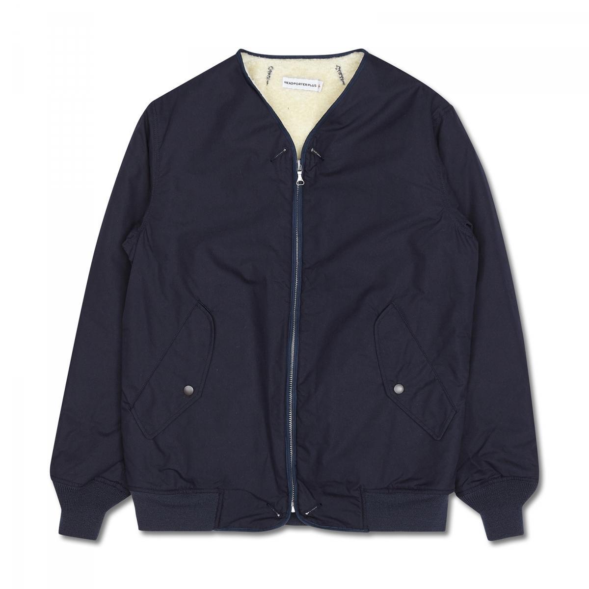 Lyst - Head Porter Liner Jacket in Blue for Men