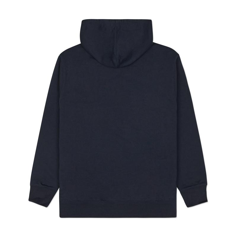 Palace Cotton Block Hooded Sweatshirt in Blue for Men