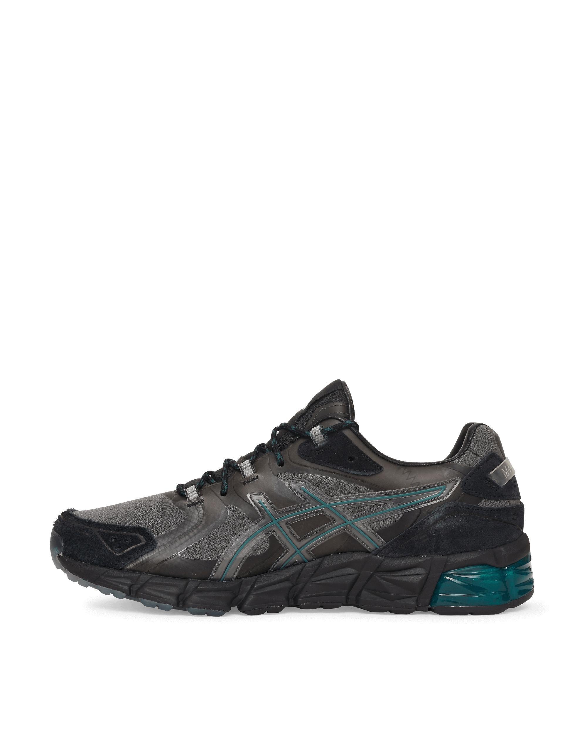 Asics Synthetic M rc Noir Gel Quantum 180 Sneakers Graphite Grey ...