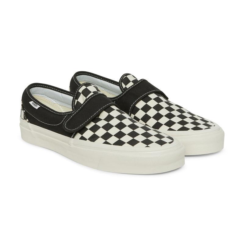 Vans - Black Slip-on 47 V Dx Anaheim Factory Pack Sneakers - Lyst. View  fullscreen 099394e39