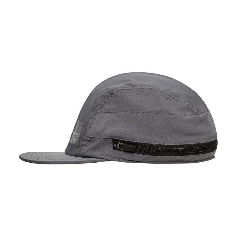 Lyst - adidas Originals Eqt 4 Panel Cap in Gray for Men 0f574c43b19