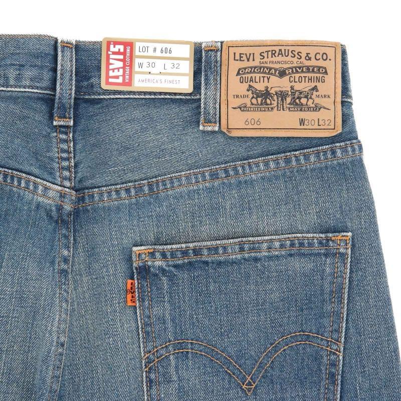 8d0308d0 Levi's 1969's 606® Denim Pants in Blue for Men - Lyst