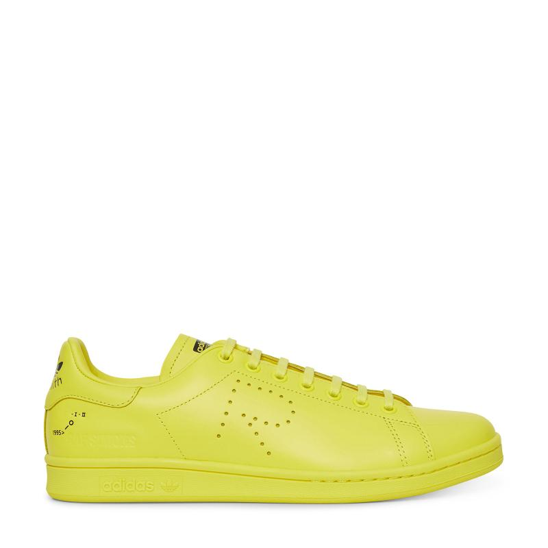 f7cc9cf50f2a1 adidas By Raf Simons Stan Smith Sneakers in Yellow - Lyst