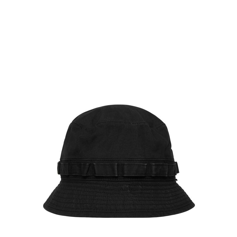 db99a506a5b3 WTAPS Jungle Bucket Hat in Black for Men - Lyst